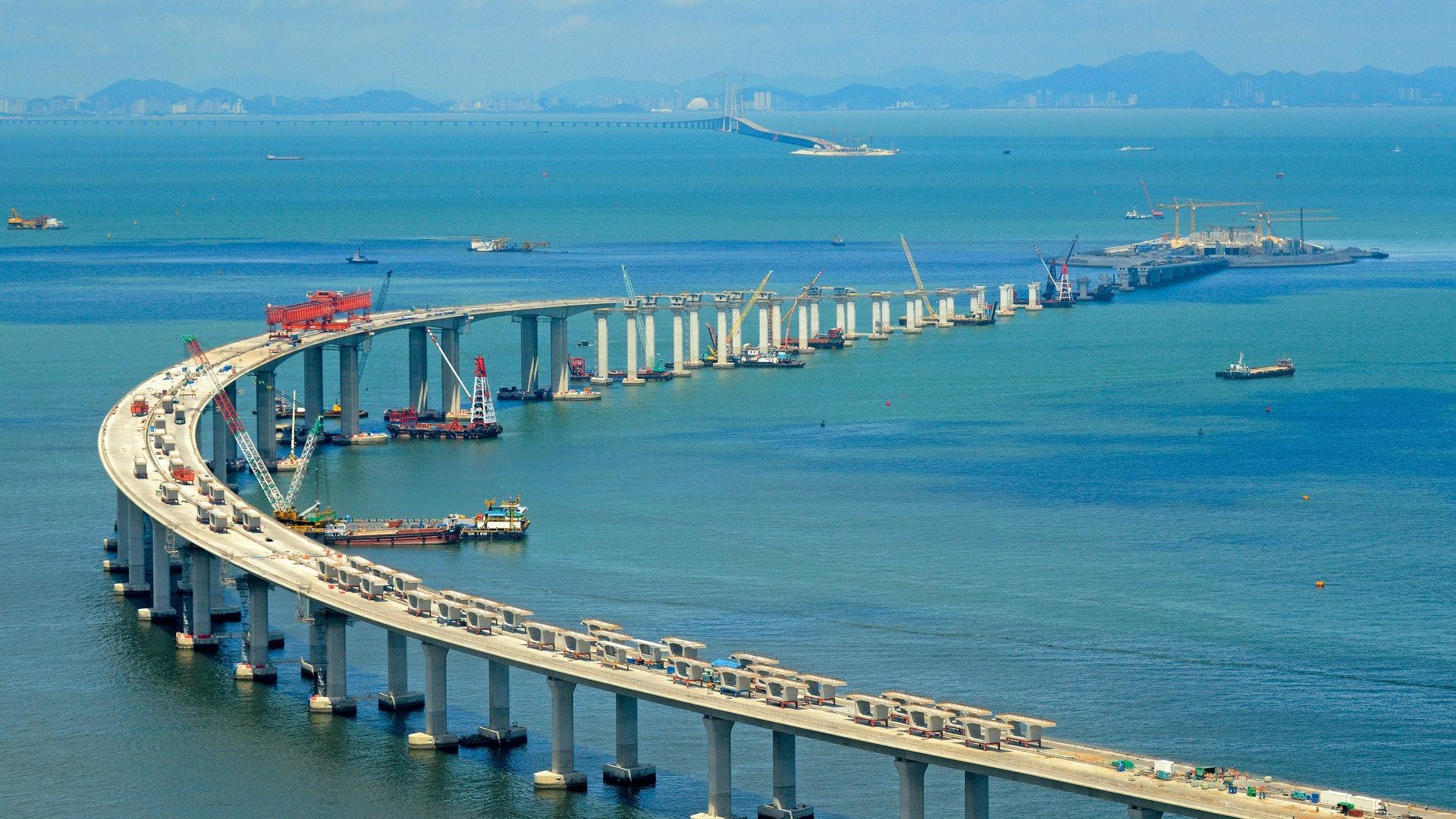 港珠澳大橋回本無望的圖片搜尋結果