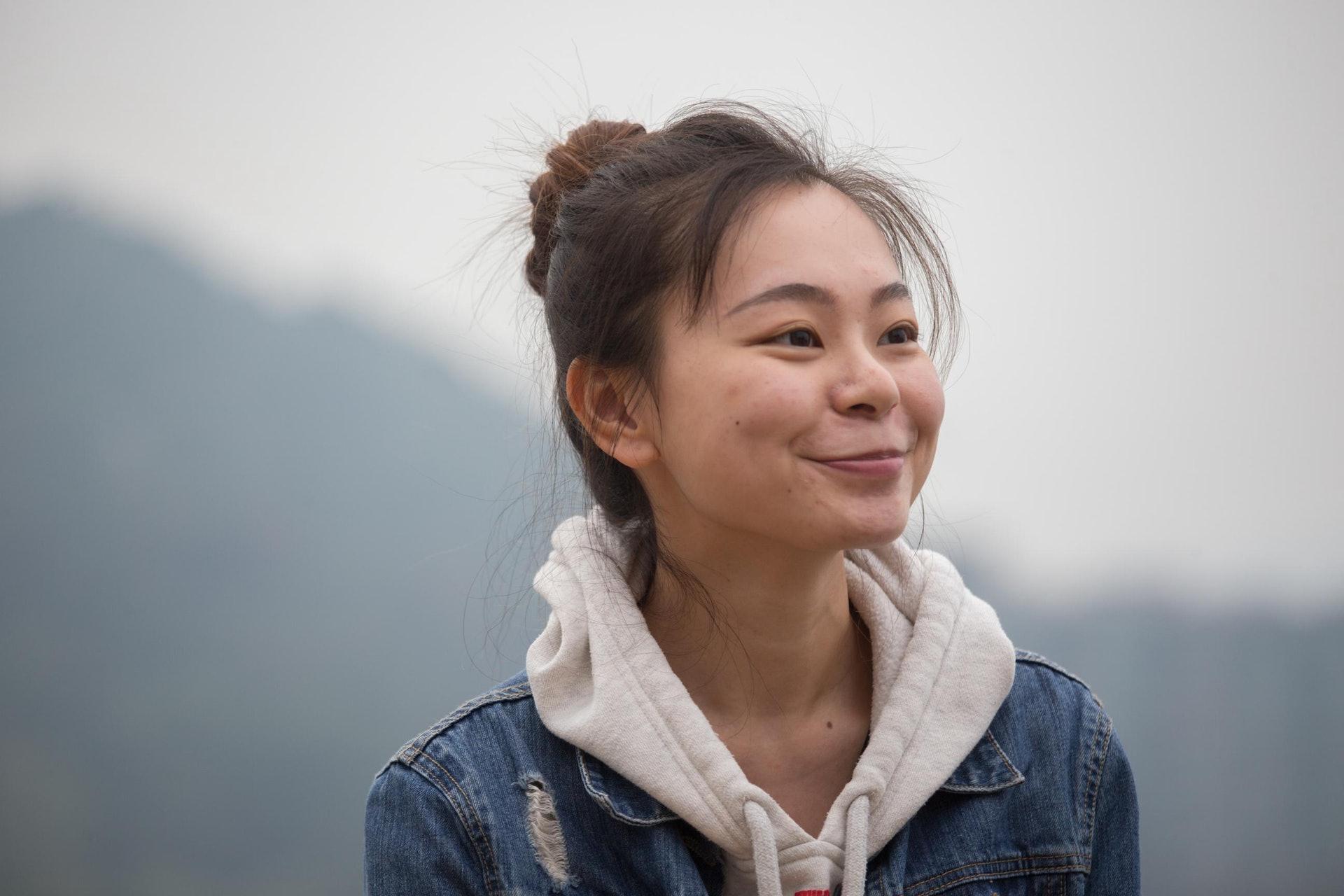 李雪瑩則希望大眾不要「斬腳趾避沙蟲」。(梁鵬威攝)