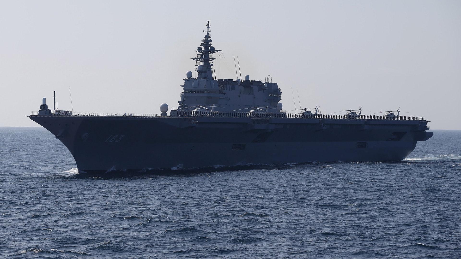為防朝鮮走私日本海上自衛隊於公海監視向美國通風報信 香港01 即時國際