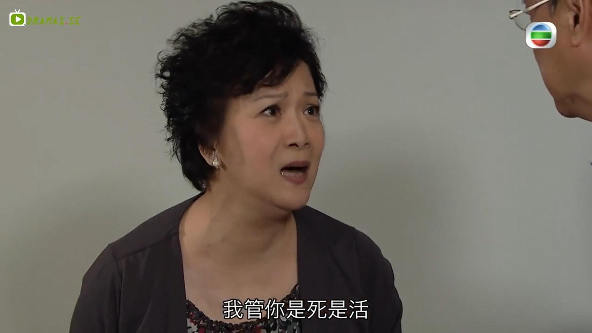 劉桂芳常飾演潑辣角色。(《完美叛侶》截圖)