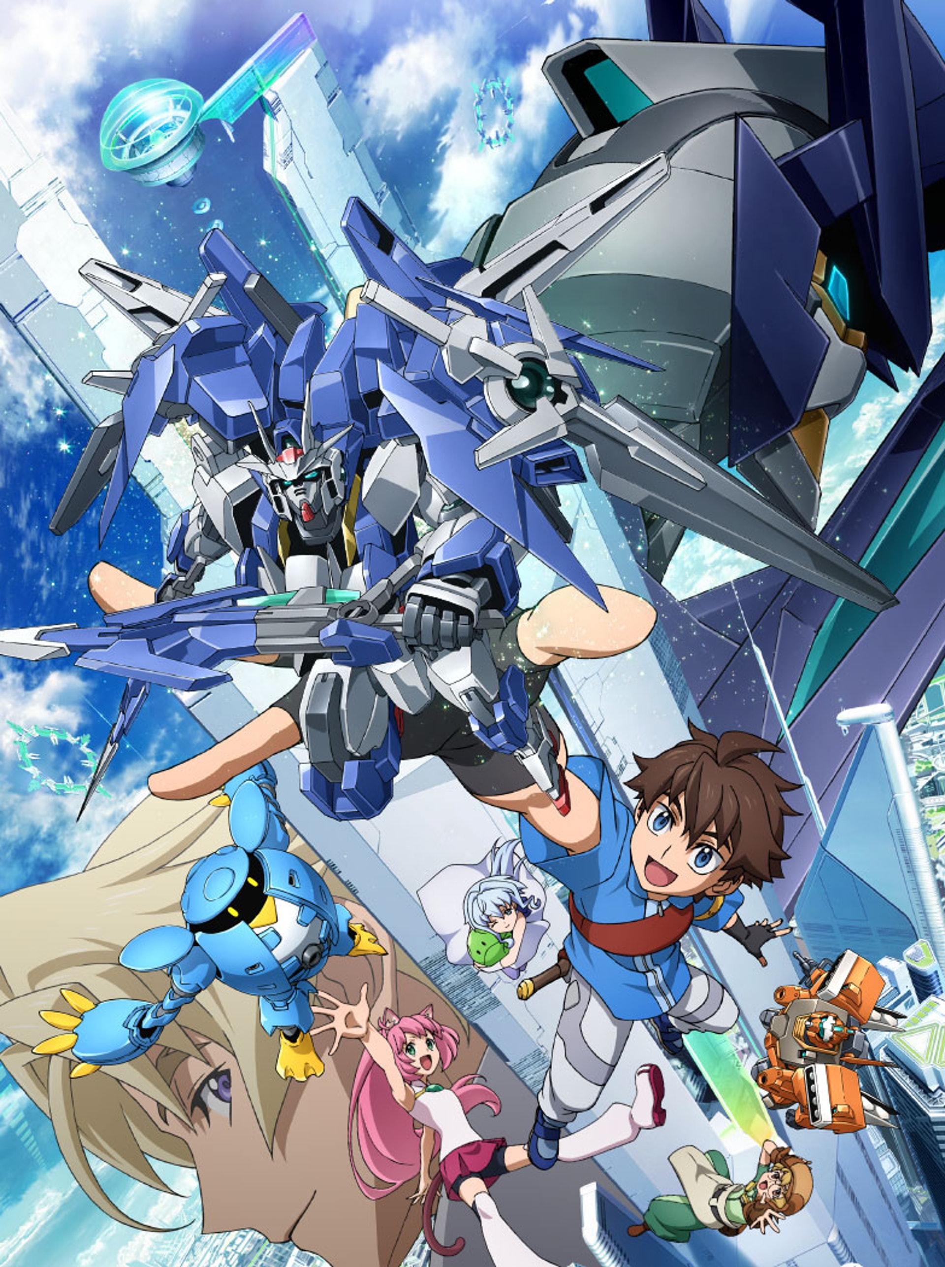 Image result for gundam build divers prologue