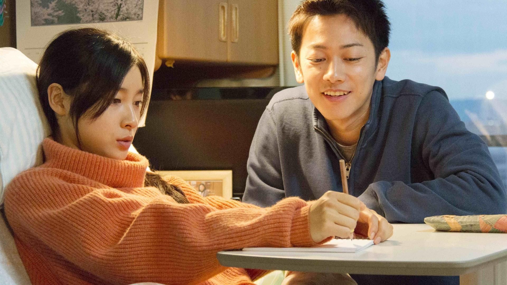 跨越8年的新娘 佐藤健土屋太鳳愛越生死比 胰臟 更感人 香港01 電影
