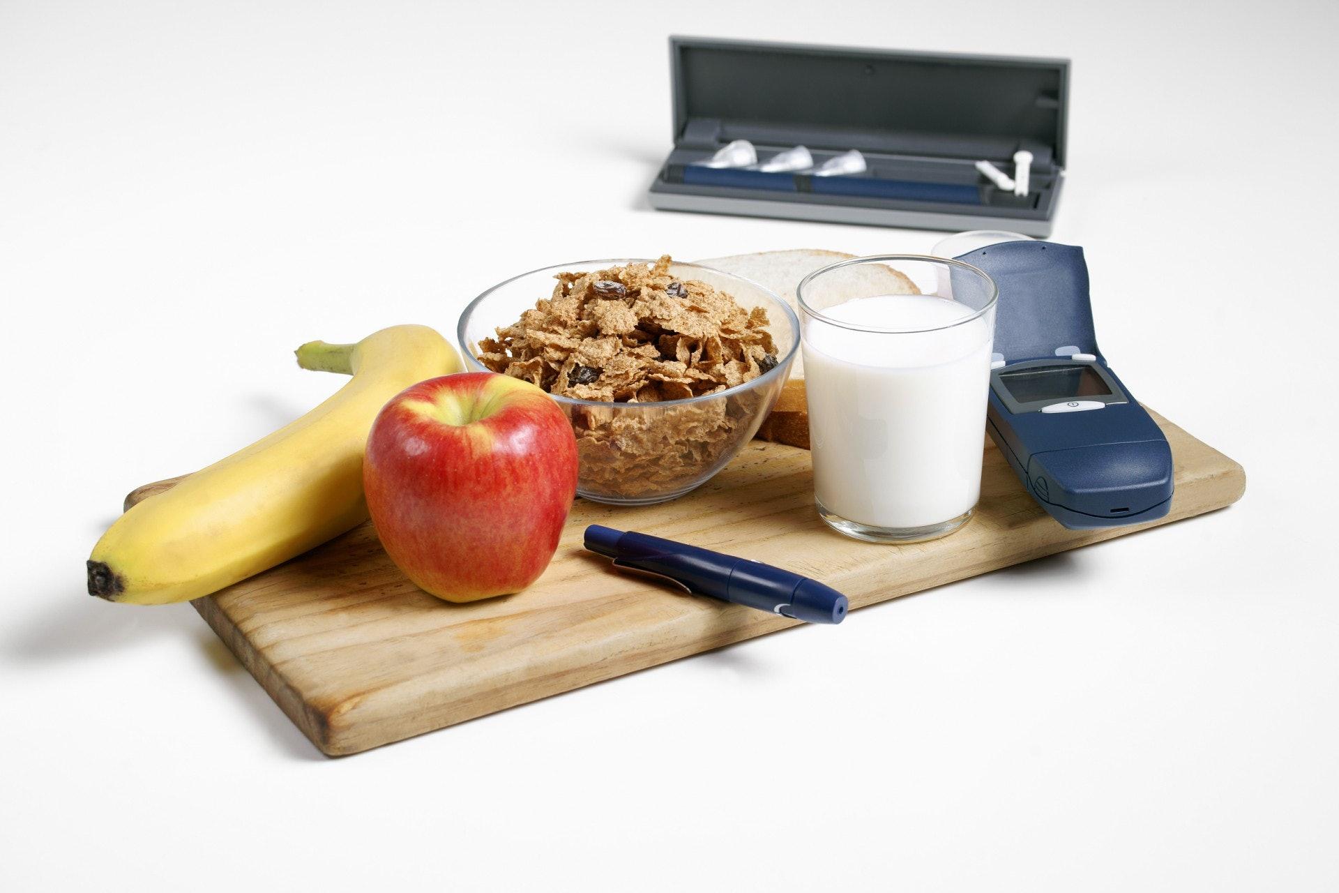 注重飲食健康及適量運動,是預防糖尿病的有效方法之一。(視覺中國)
