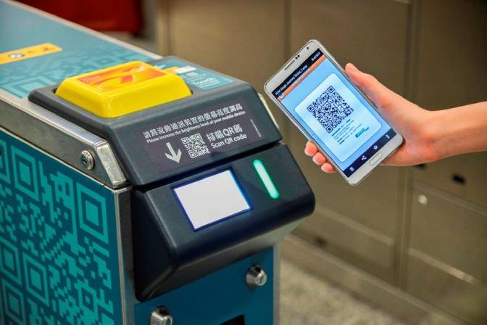 港鐵閘機擬增設QR Code付費過閘時間或延長但有藥可救|香港01|01觀點