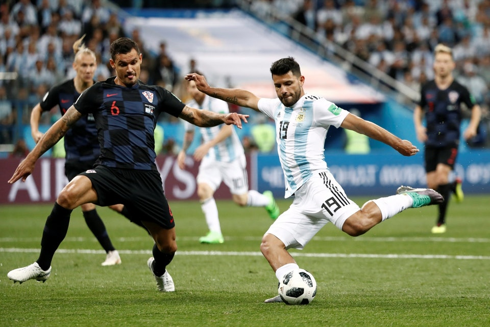 【世界盃】阿根廷將帥不和? 阿古路疑向森柏奧利發炮