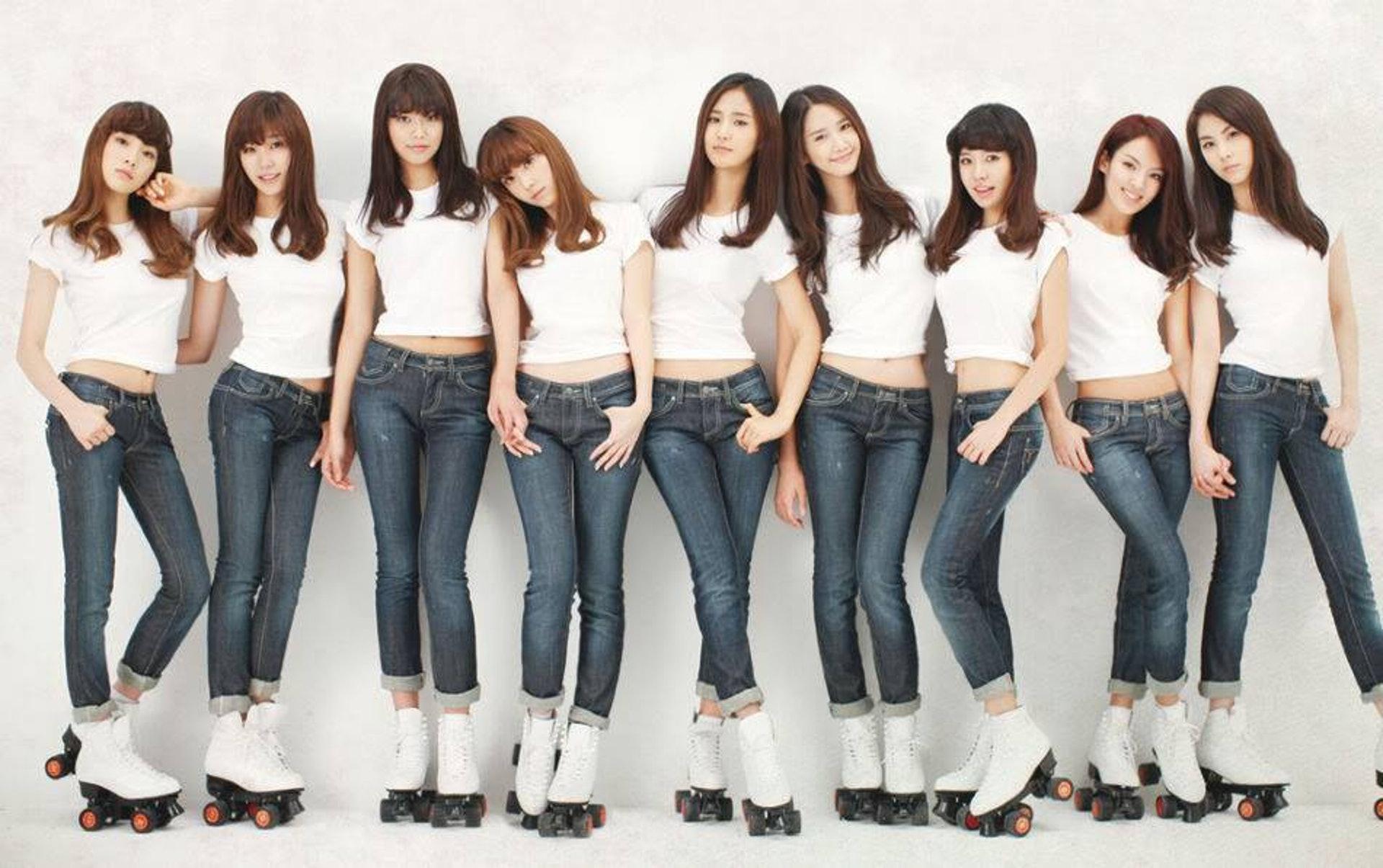 韓國天團少女時代出道11周年10首歌看形象百變的少時 香港01 開罐