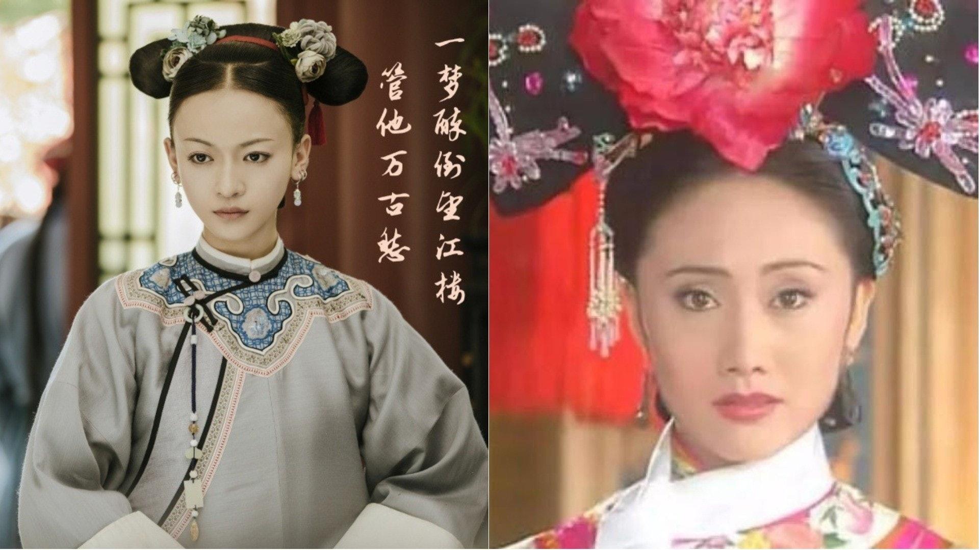 《延禧攻略》今次啟用90後演員吳謹言作女主角,由她扮演的令妃一改以往被人欺負的特點,一來就設局陷害小主,面對欺凌也霸氣反擊。(網絡圖片)