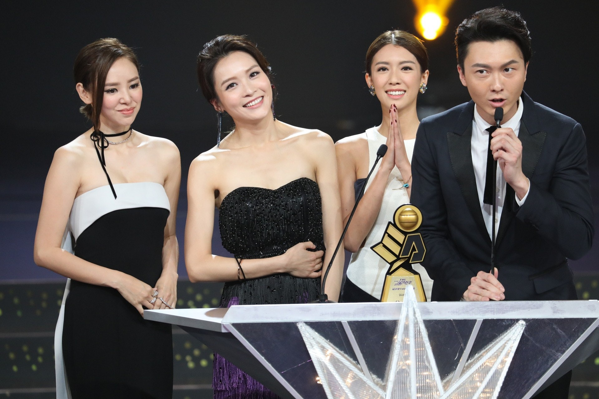 TVB喺馬來西亞已經搞咗13年頒獎禮。(視覺中國)