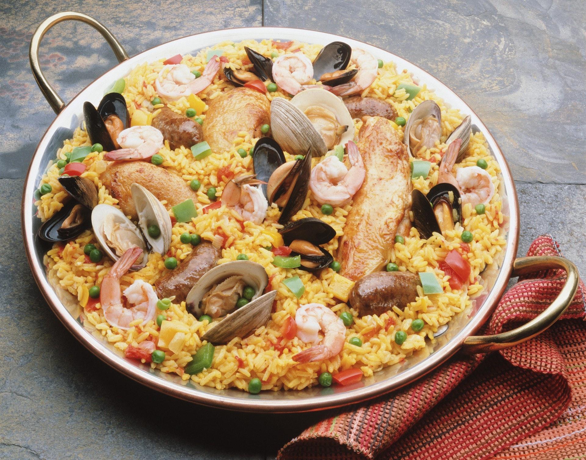 西班牙海鮮飯(VCG)