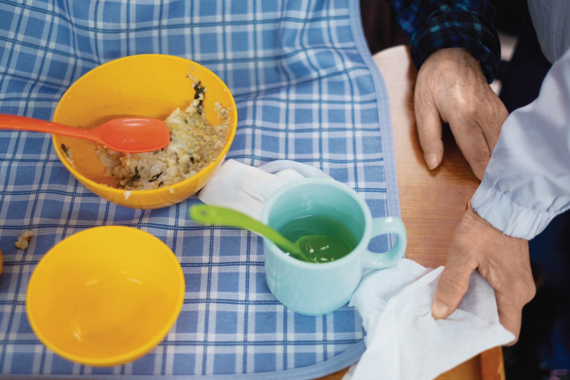 即使吞嚥困難,老人的膳食還有沒有可能更貼近日常口味?(資料圖片)