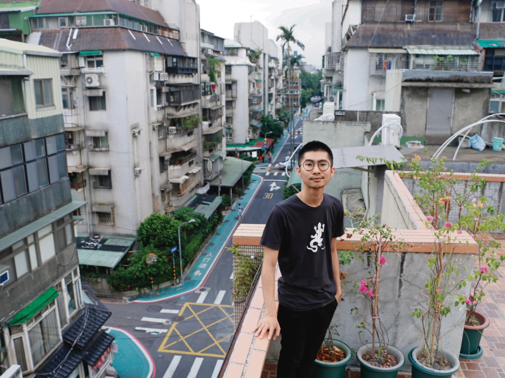 玖樓創辦人柯伯麟強調,在打造共居空間時也會把屋主視為社群一份子。(杜晉軒攝)
