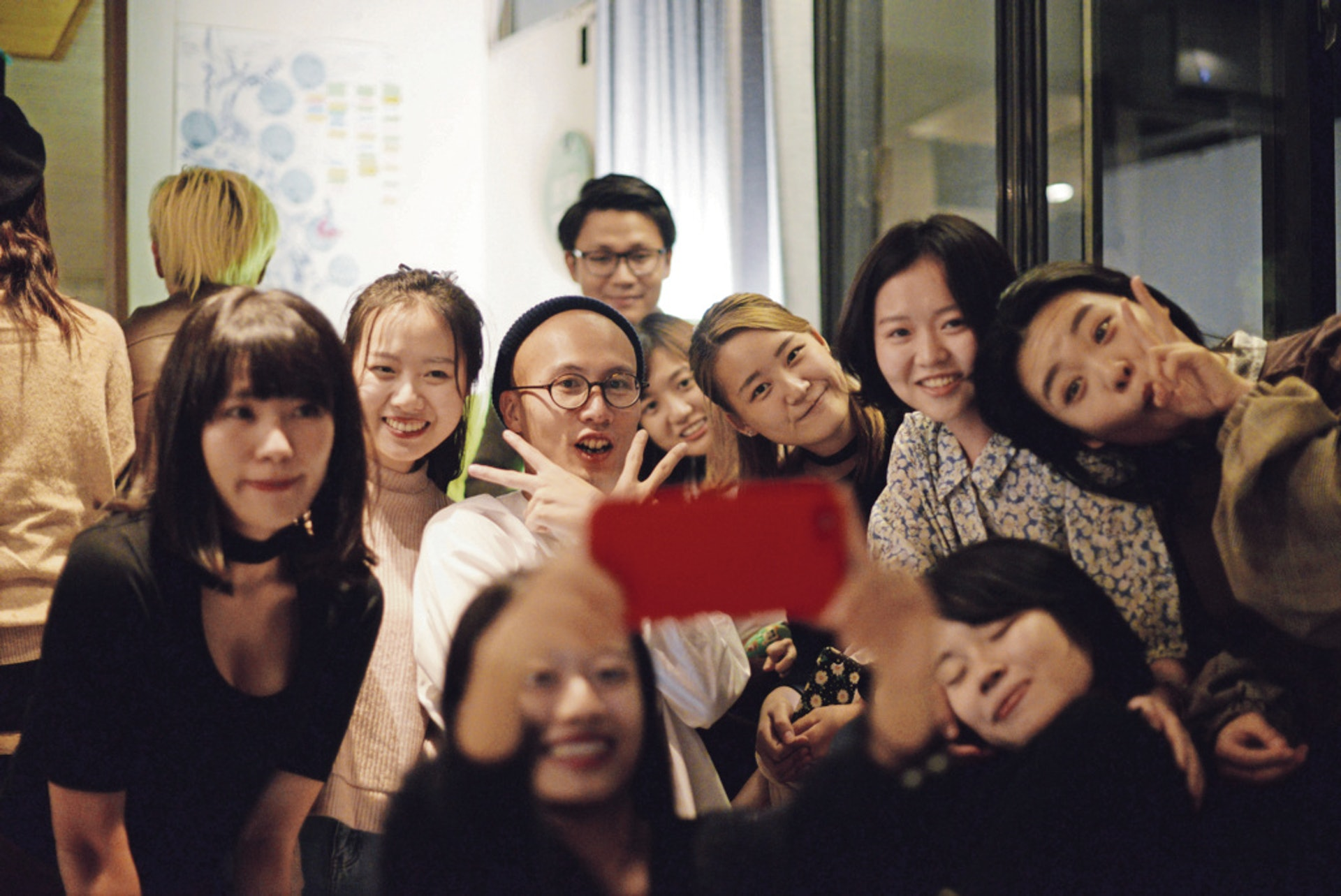 連結來自不同領域的青年也是青年共居的核心目標。(玖樓團隊提供)
