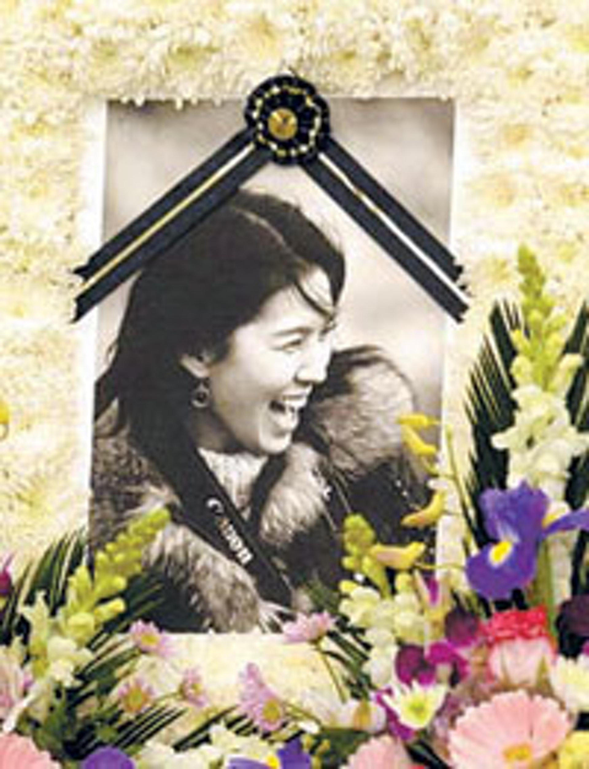 李恩宙2005年自殺一事轟動韓國演藝圈。(網上圖片)