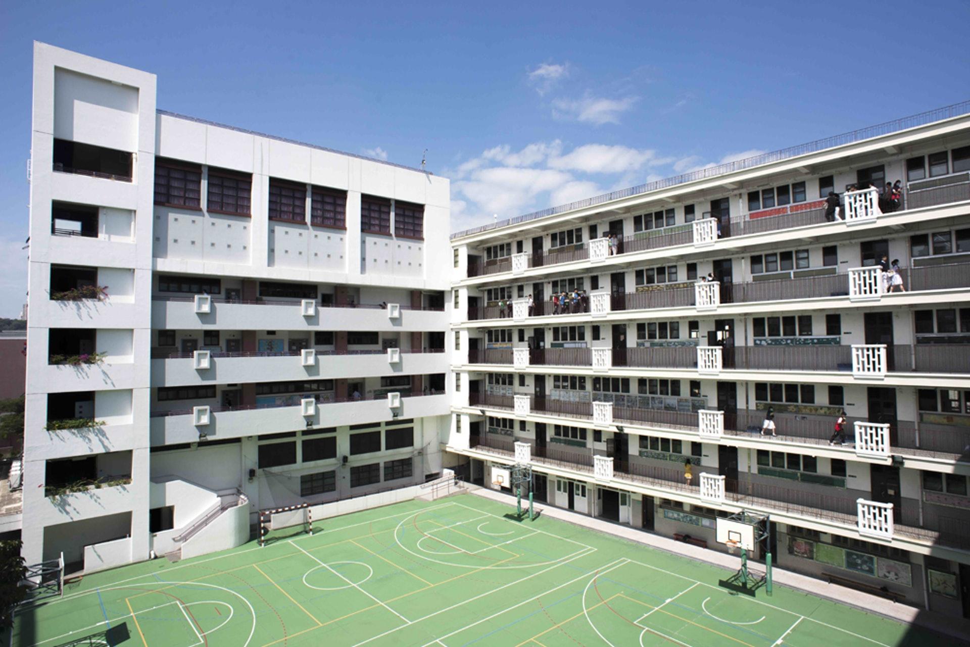 一名何明華會督銀禧中學家長昨日向《香港01》投訴,由於擔憂長洲的登革熱疫情,要求學校延期舉辦或取消宿營活動。(學校網頁圖片)