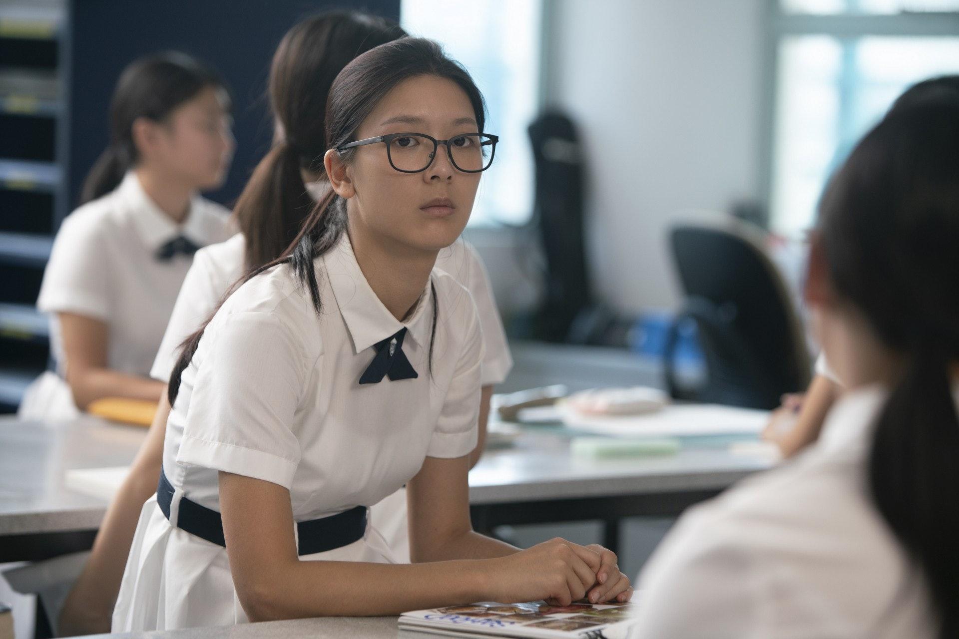 余香凝、谷祖琳及岑珈其等主演的新片《非同凡響》將於10月上映。(劇照)