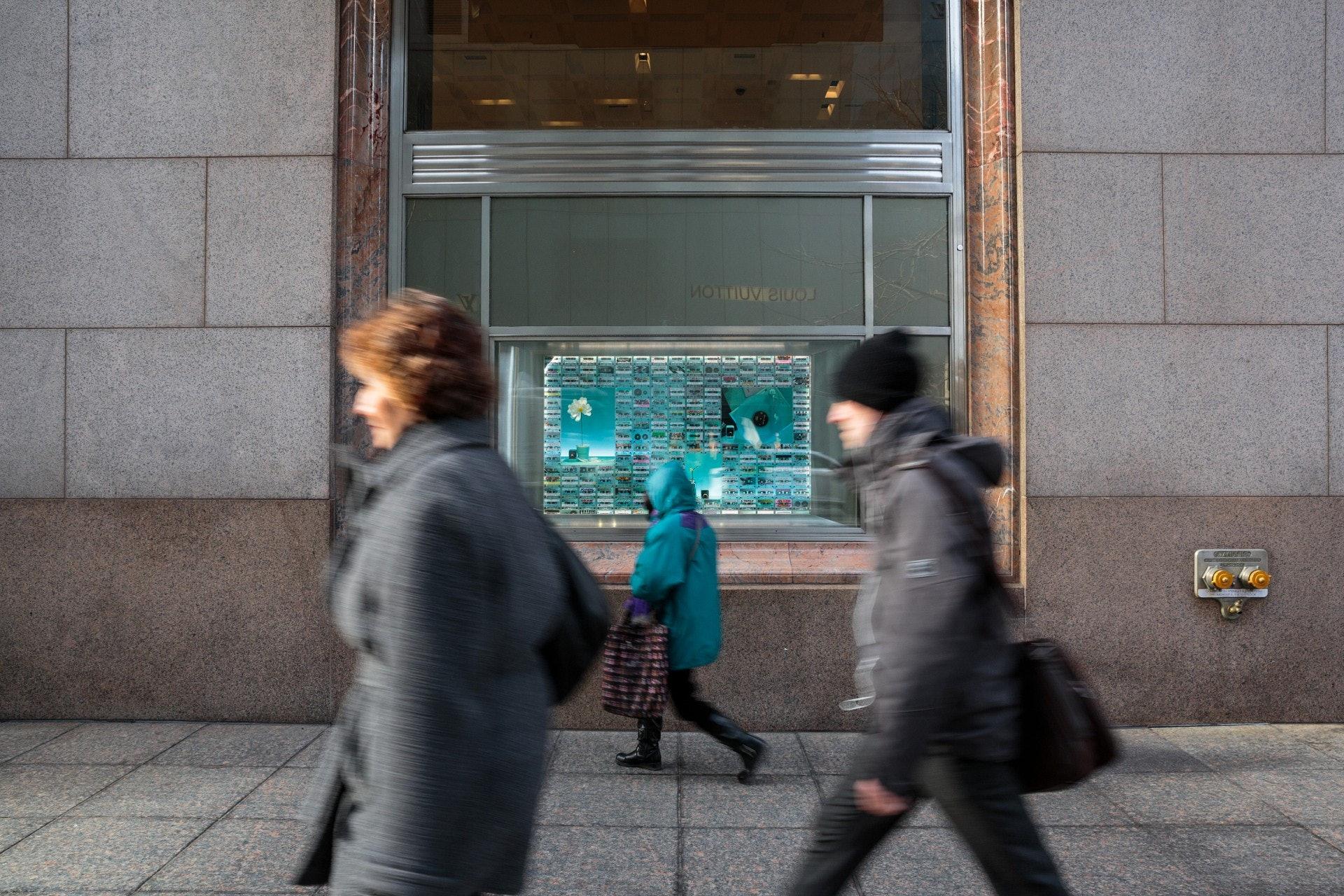 Tiffany在第五大道57街上擁有78年歷史的旗艦店,砸下2.5億美元(VCG)