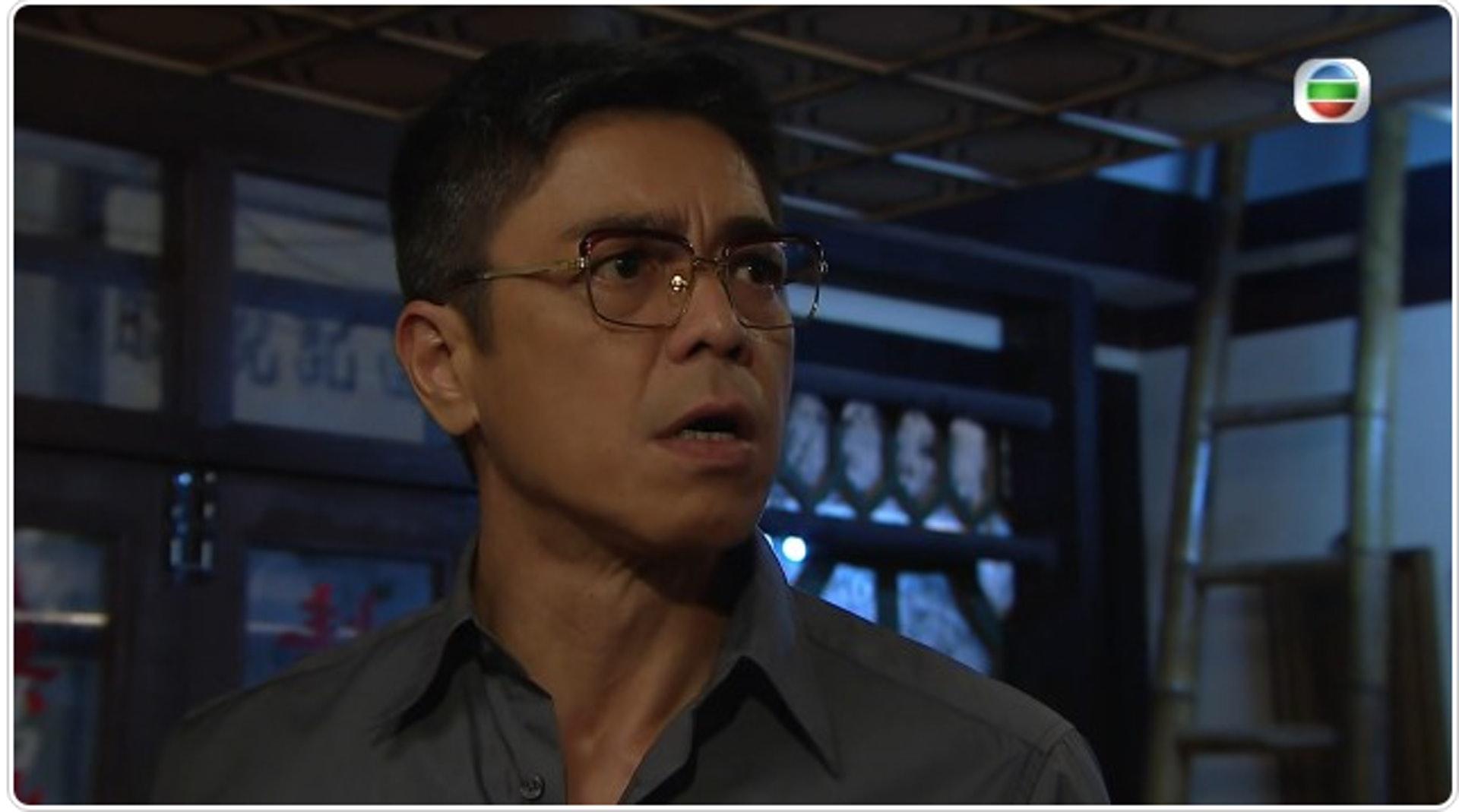 何啟南在《城寨英雄》飾演袁偉豪二叔(網上截圖)