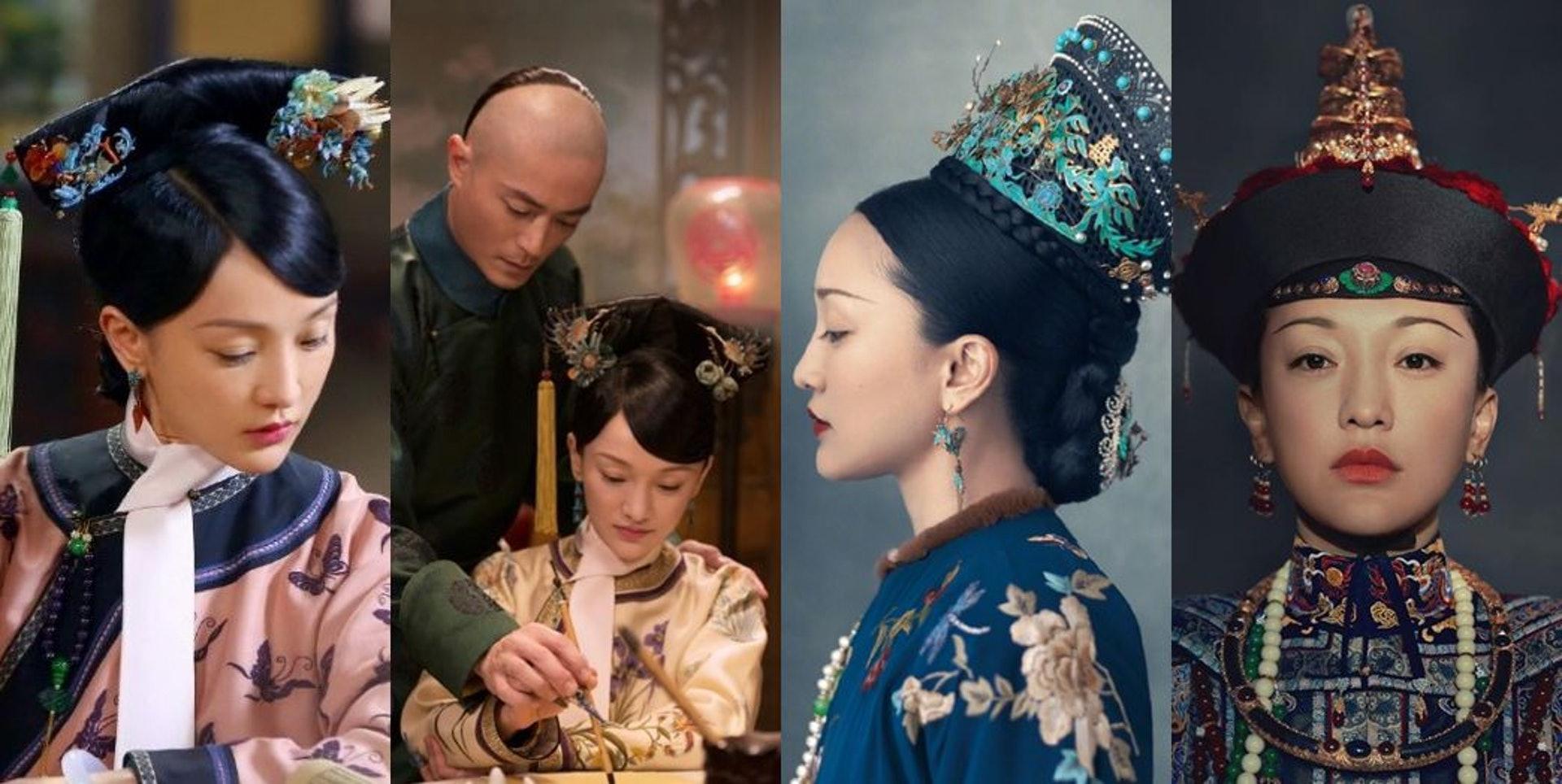 《如懿傳》描述清乾隆帝的嫻妃,即日後的繼皇后,烏拉那拉氏悲劇的一生。(微博「電視劇如懿傳」截圖)