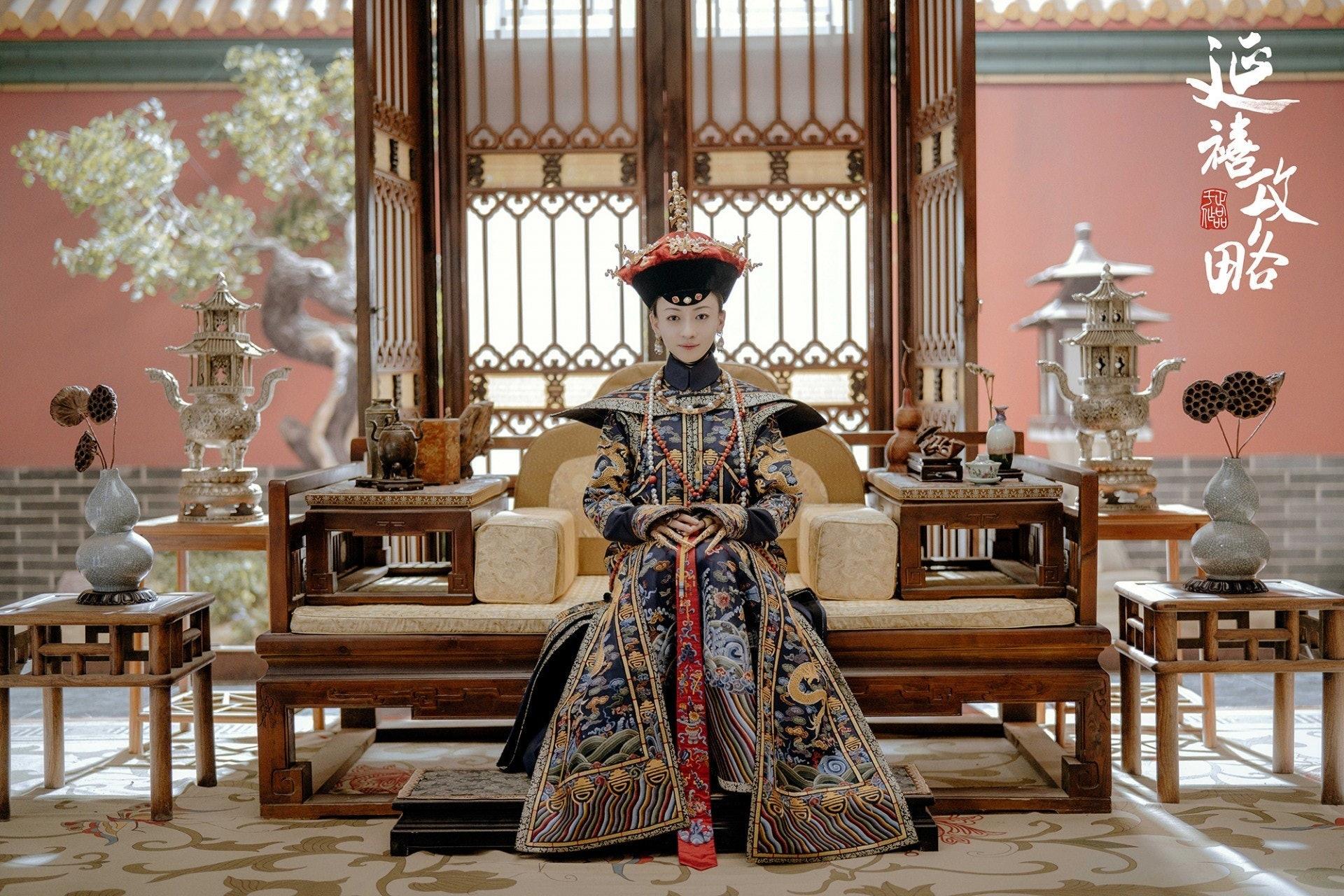 時下宮廷劇如《延禧攻略》,多敘述女主角如何贏到最後成為後宮之主。(資料圖片)