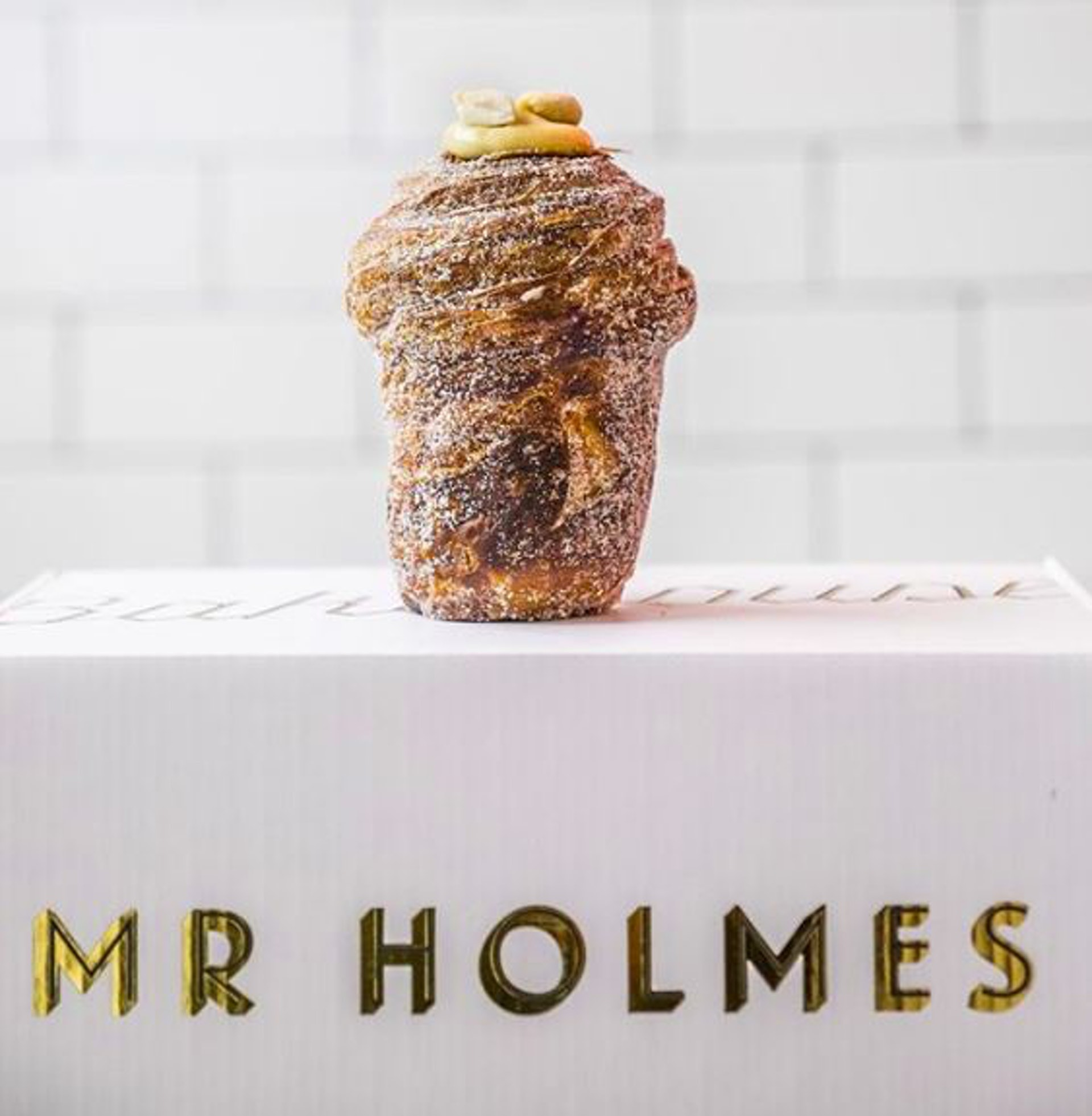 Mr. Holmes bakehouse