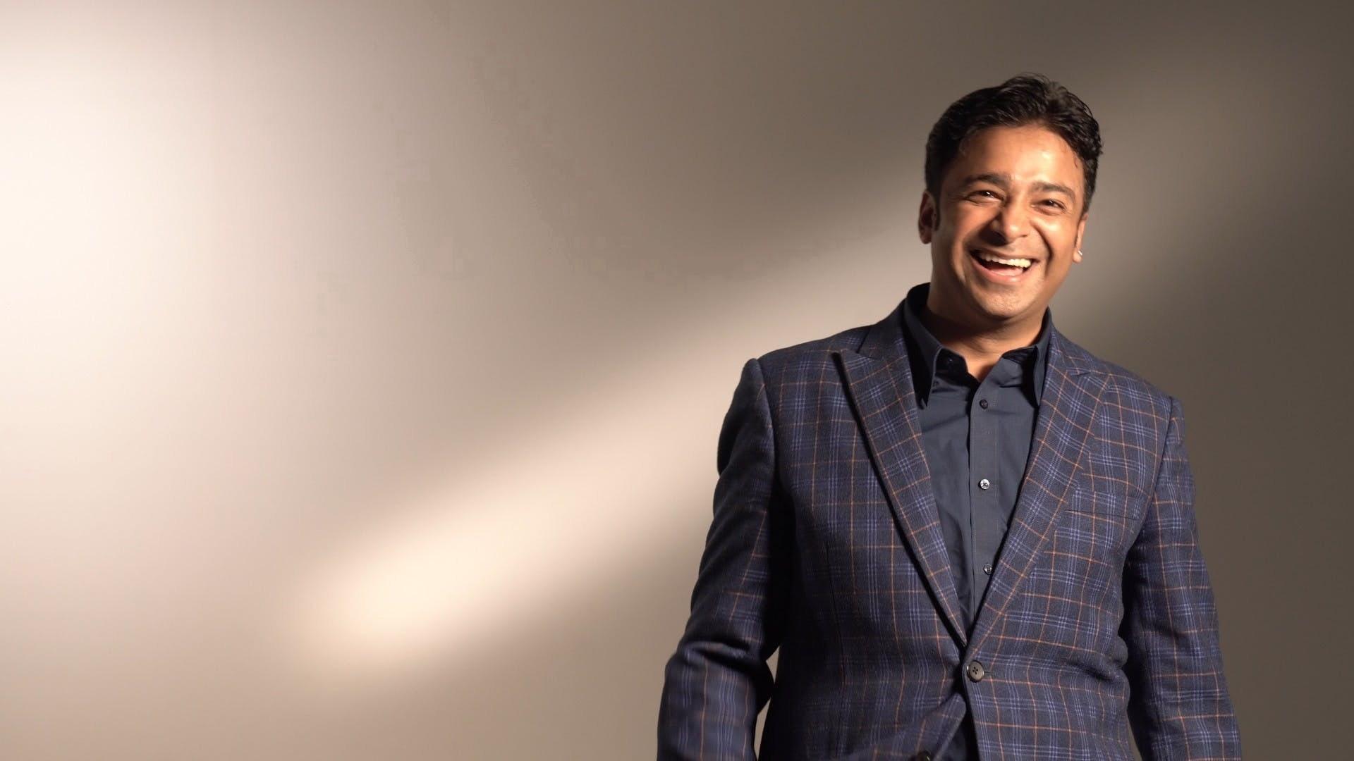 印度裔的陳振華在香港當了11年演員。(資料圖片)
