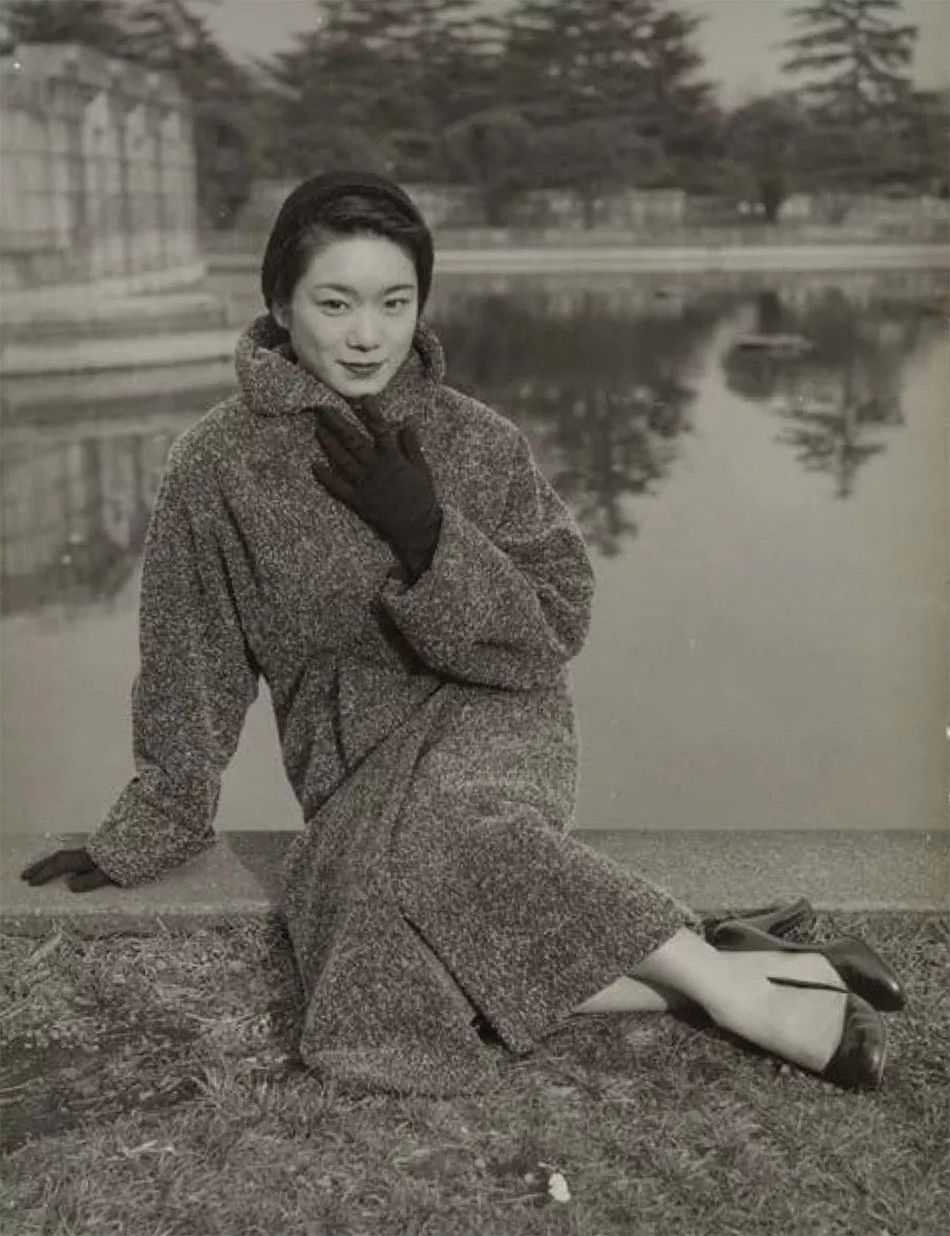 日本作家向田邦子(圖片來源:pinterest)