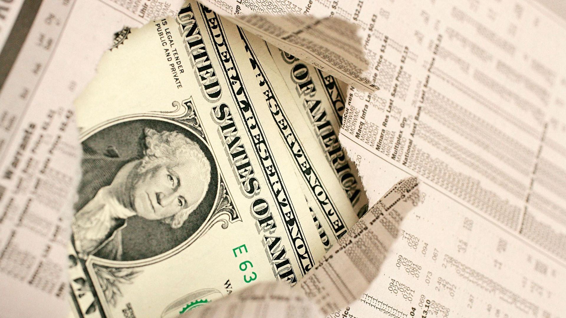 美财政赤字将达二战后最高水平惠誉:高收益率债券违约率创新高|香港01|财经快讯