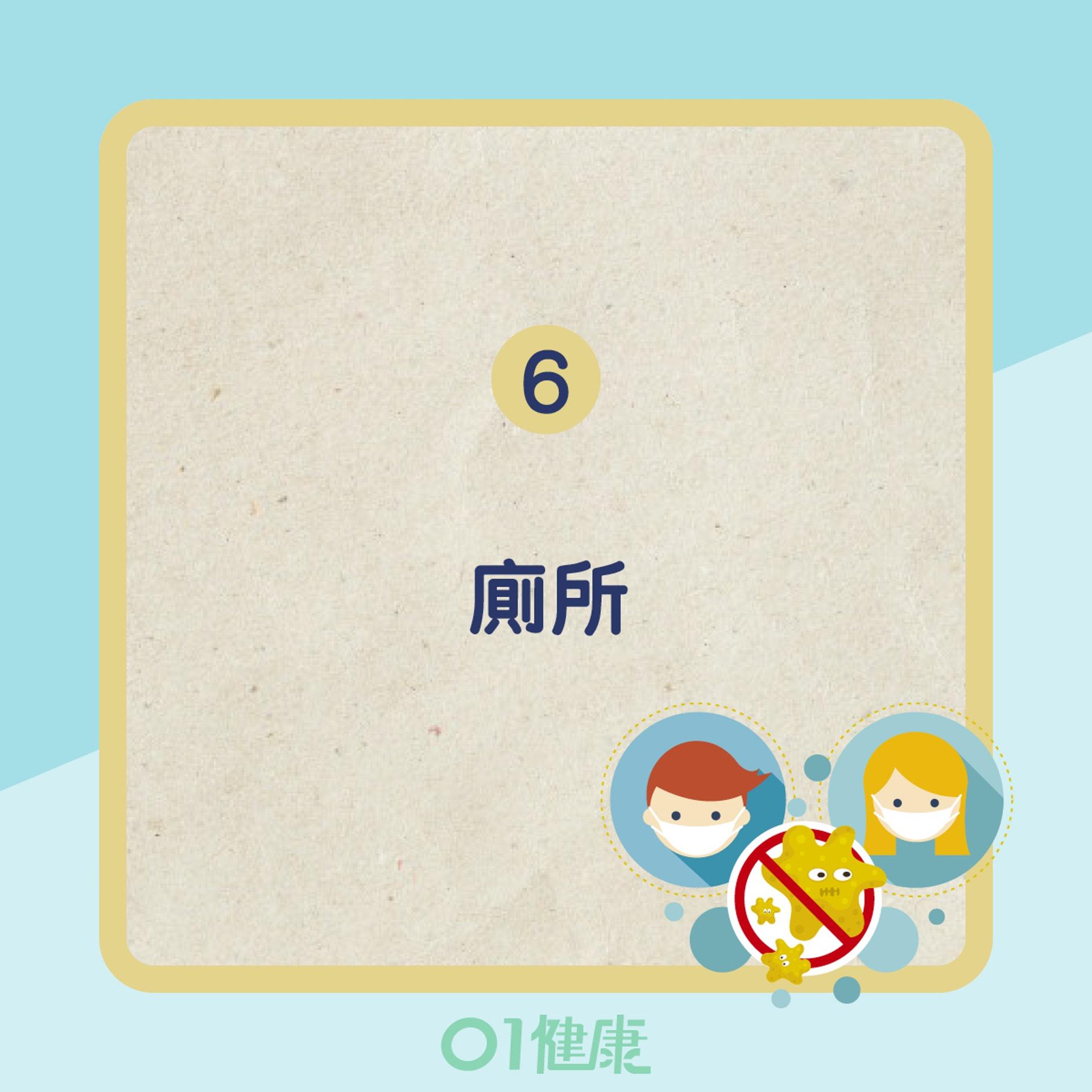 新冠肺炎高危場所(01製圖)