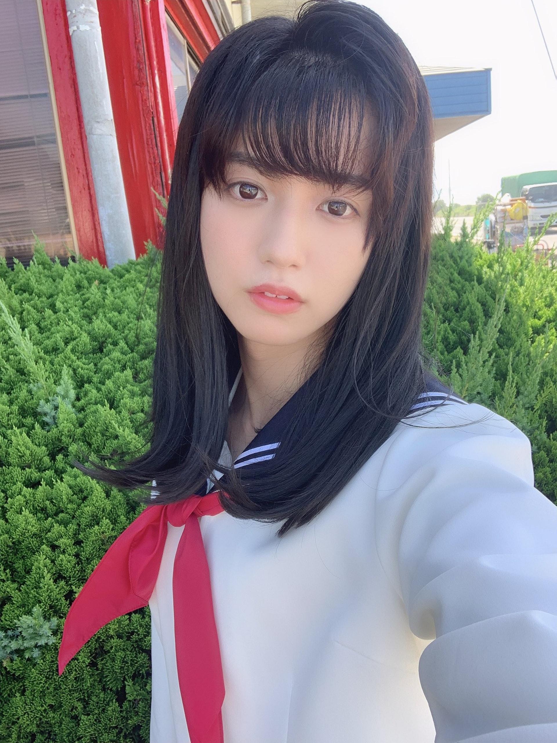 橋本環奈級可愛!日劇「超正偽娘」迷倒眾男引關注 網友激讚:「比女生還美!」