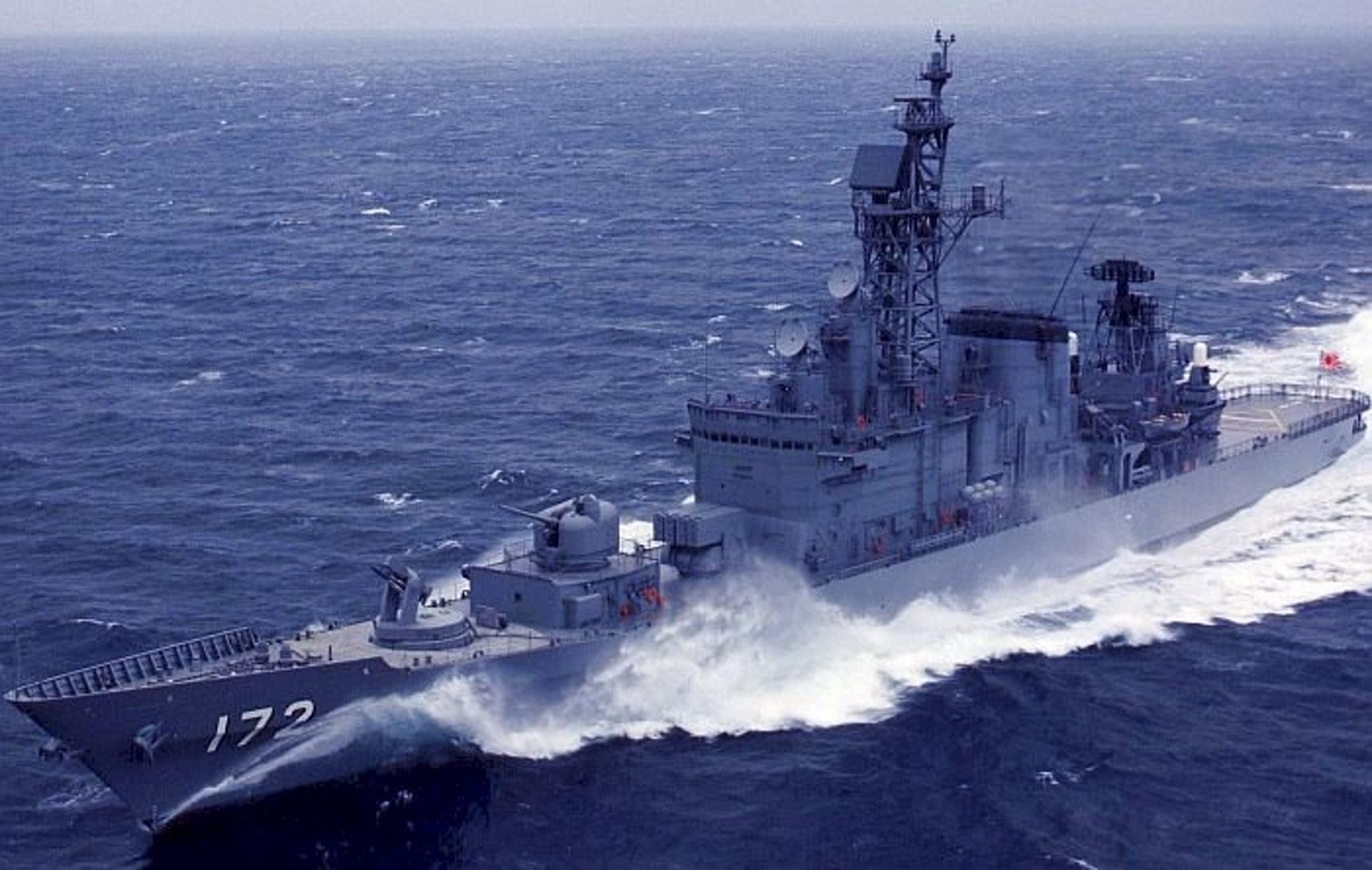 中國漁船與日本護衛艦東海相撞外交部透露細節 香港01 即時中國