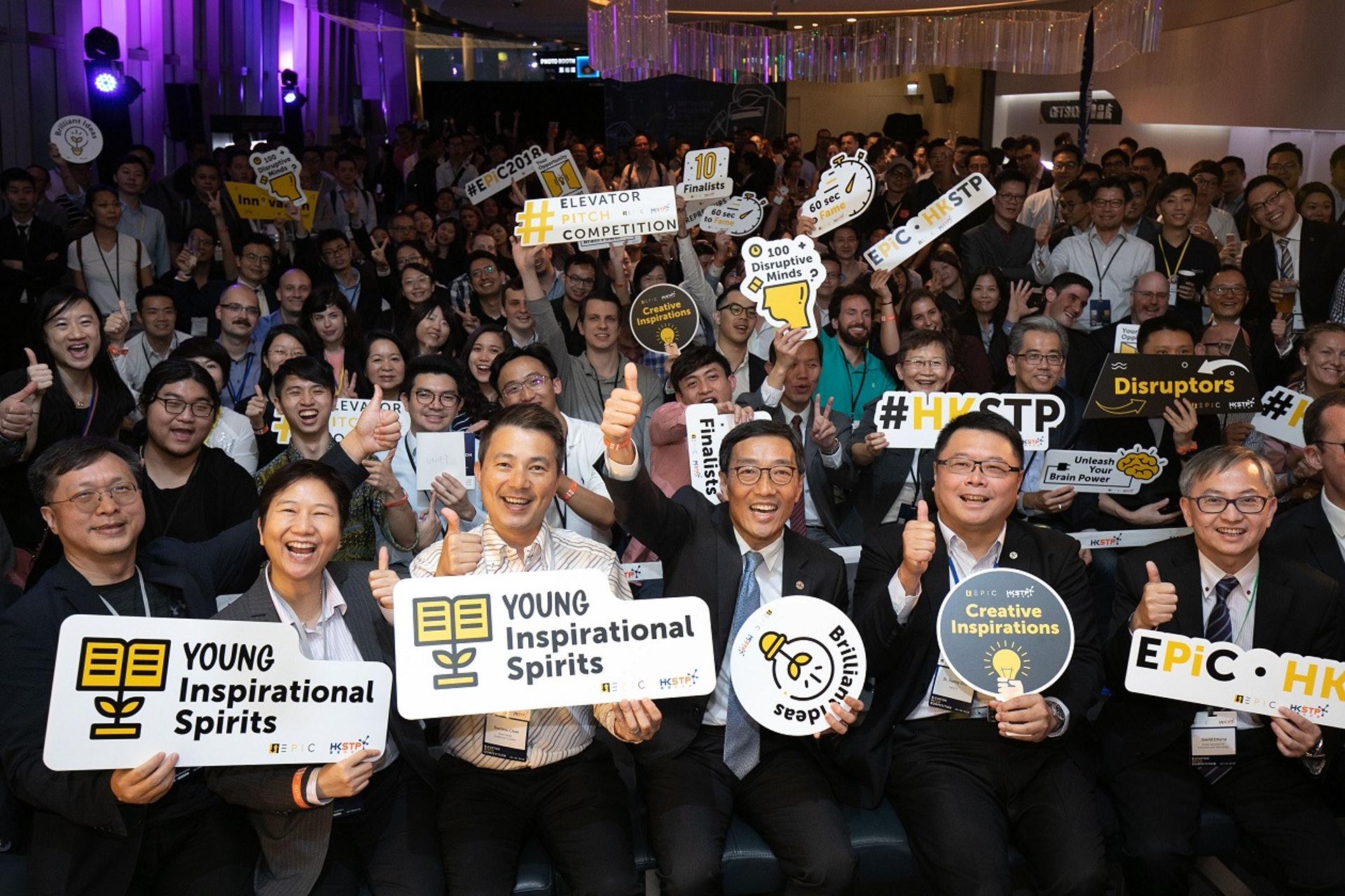 本屆EPiC可謂是正式成為一個國際創業活動,因今年有接近70間海外與30間本地初創一同角逐冠軍寶座,而且參賽反應踴躍,足現國際間愈來愈多人留意到香港在創科發展上的表現。