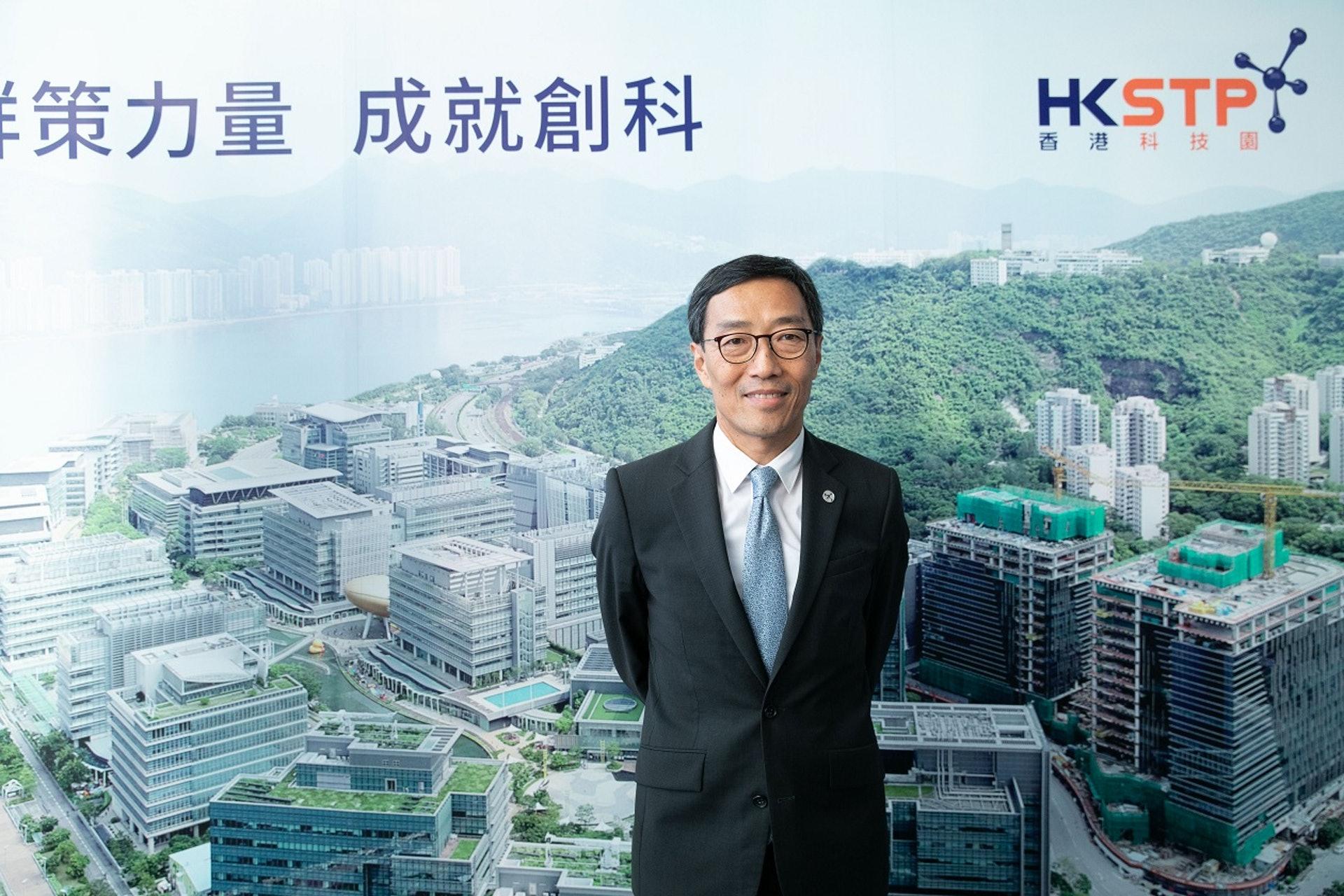 香港科技園公司行政總裁黃克強認為香港的小型創企正需要三項支援:人才、應用機會及資金,他期望科學園能繼續擔任橋樑角色,聯合創企及投資者,以令雙方相得益彰。