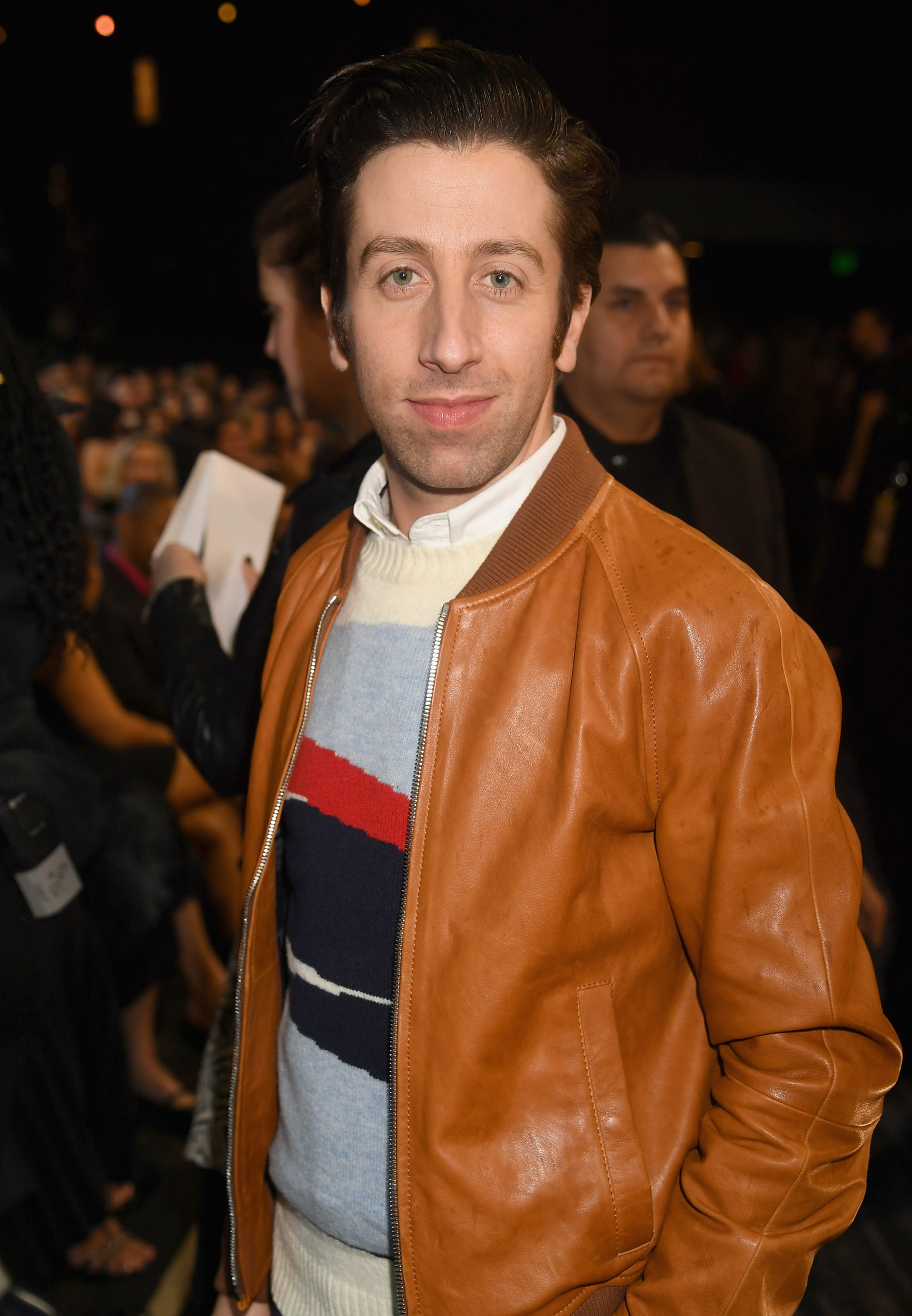 第三位:Simon Helberg《Big Bang Theory》