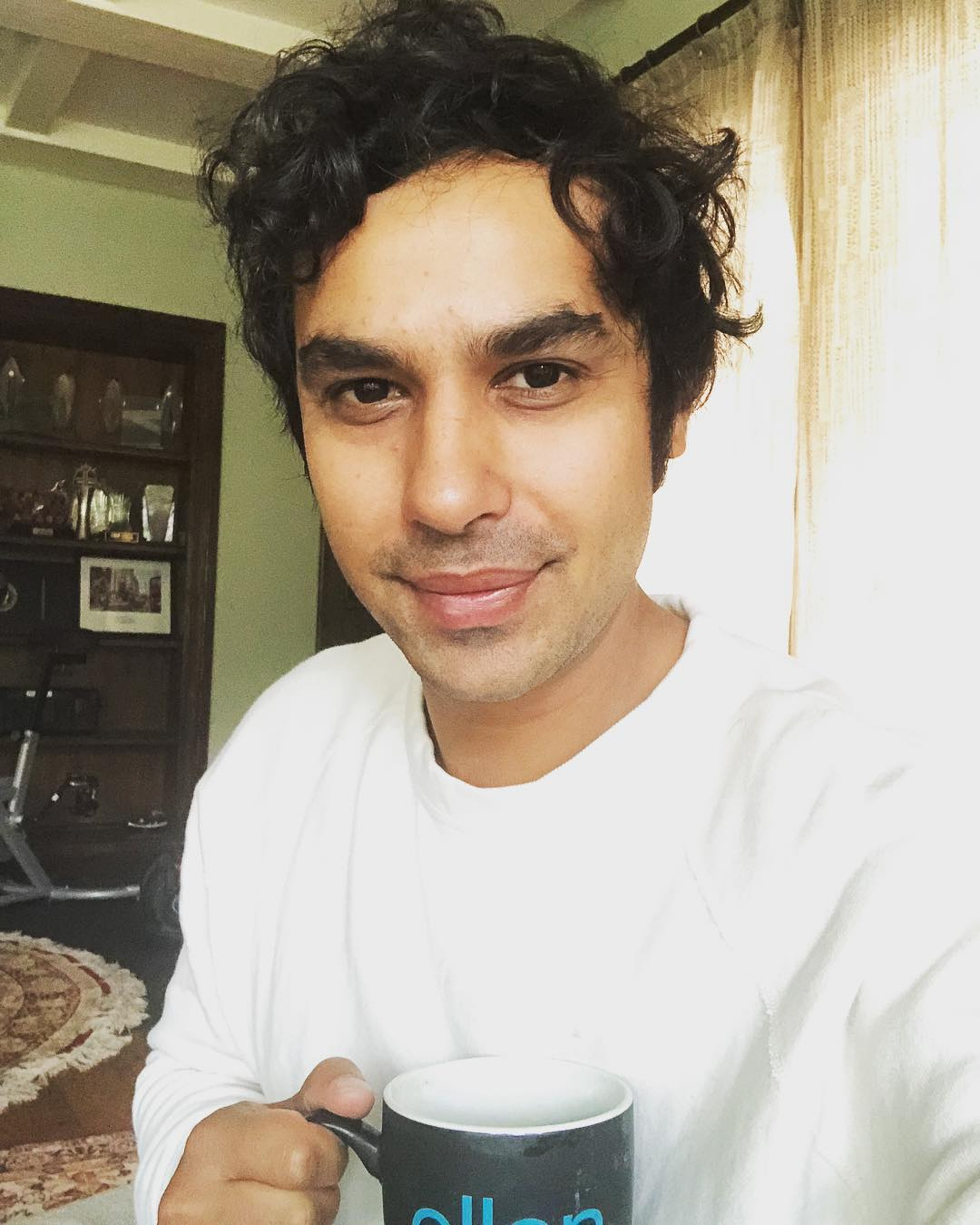 第四位:Kunal Nayyar《Big Bang Theory》
