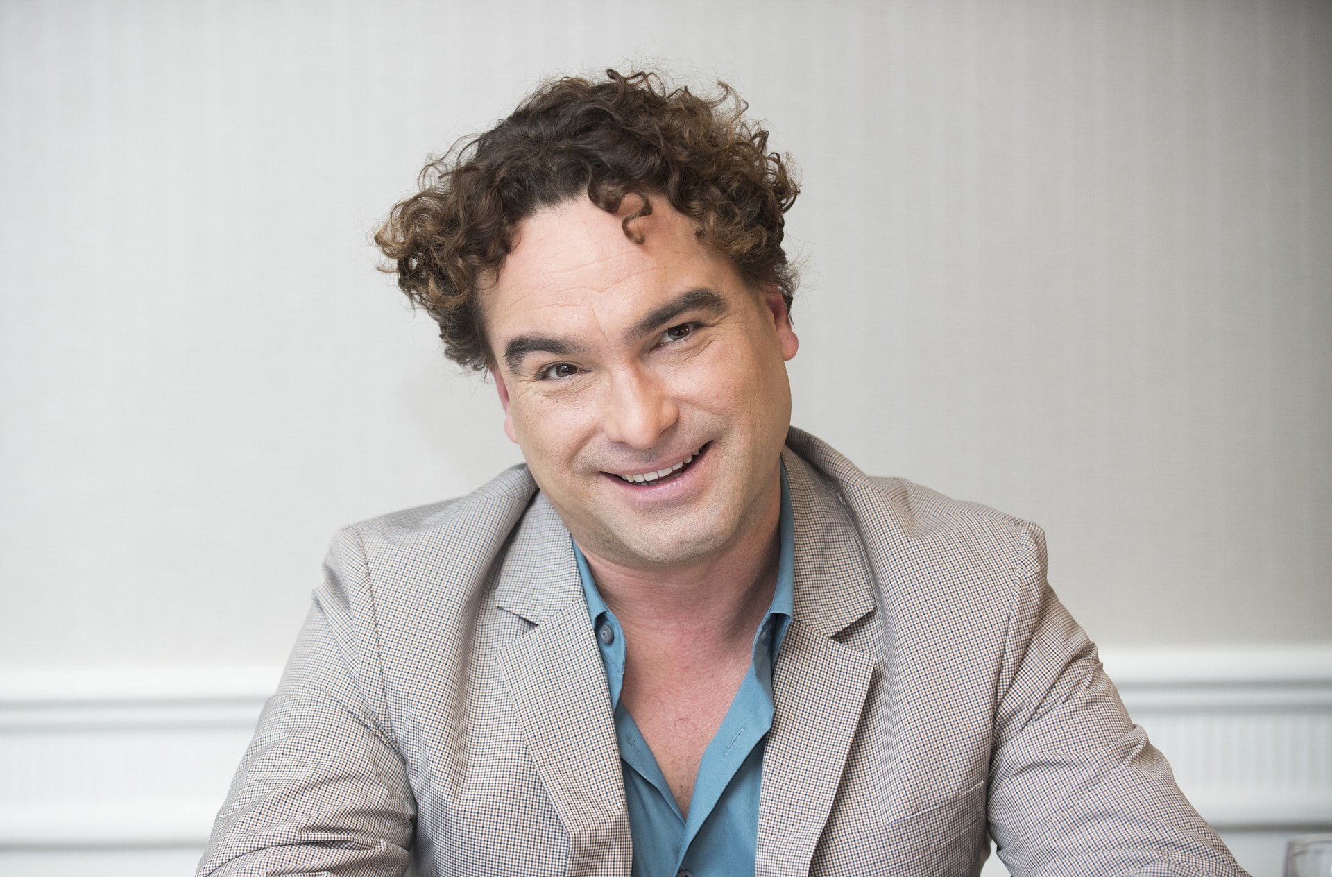 第二位:Johnny Galecki《Big Bang Theory》