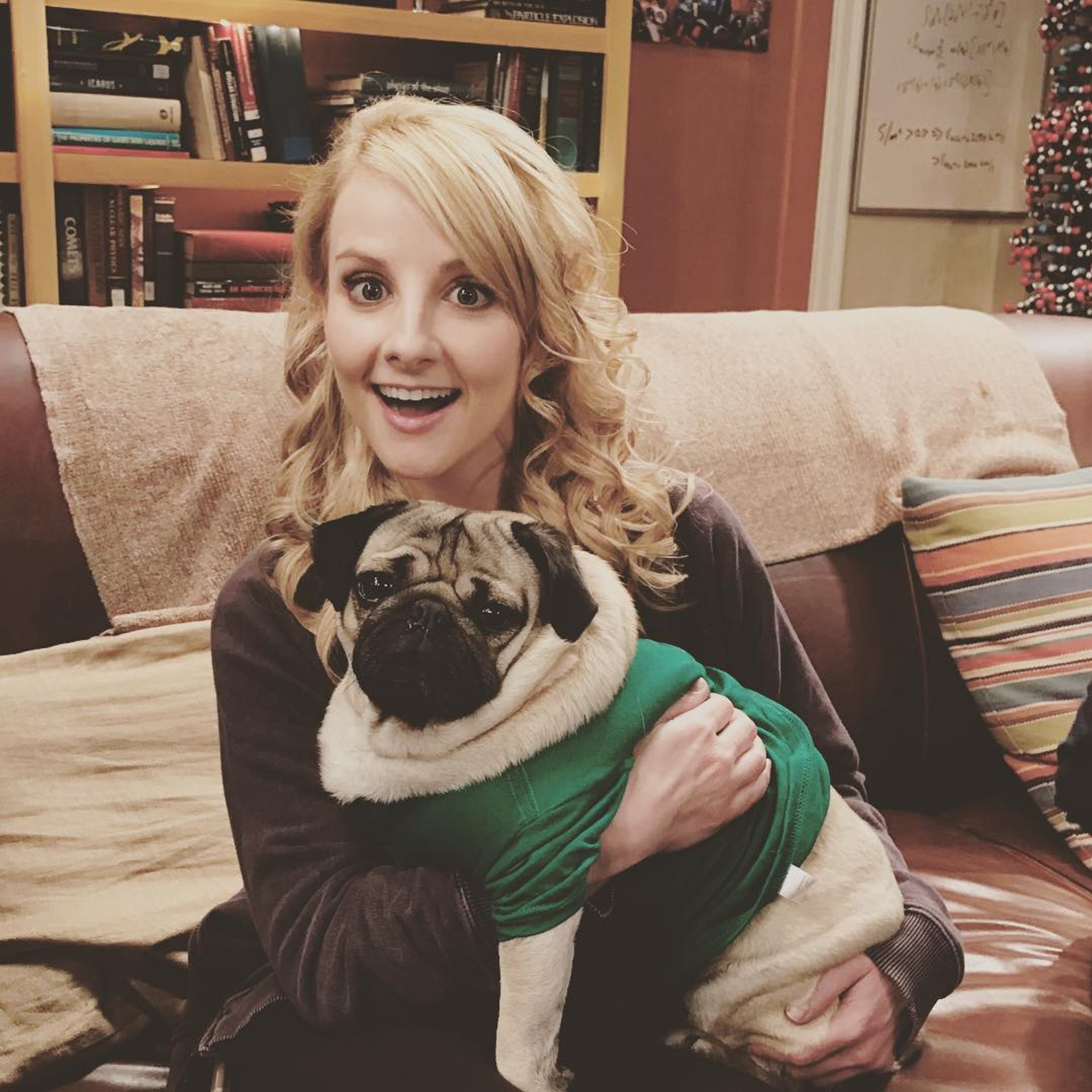 第六位:Melissa Rauch《The Big Bang Theory》