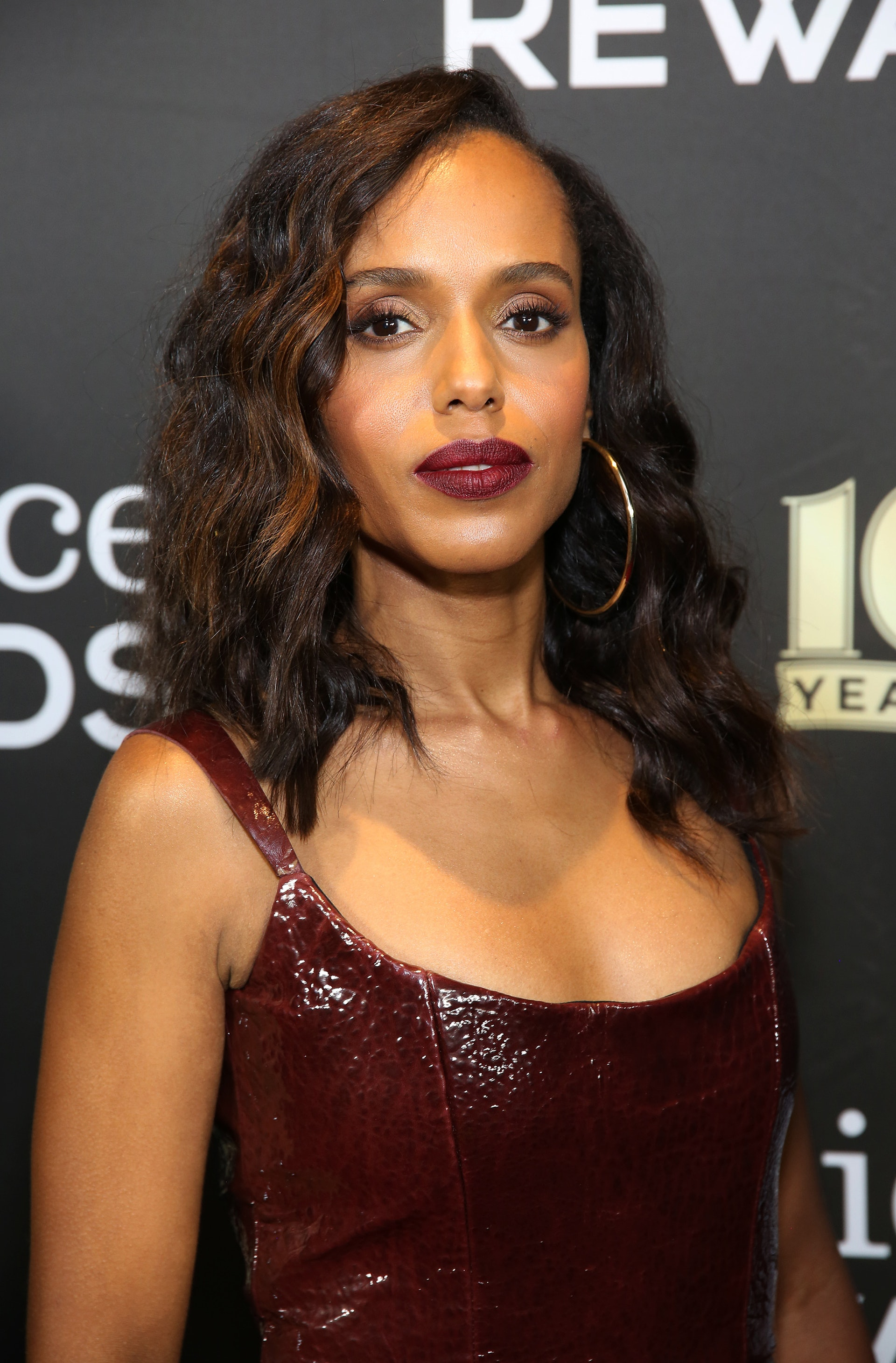 第八位:Kerry Washington《Scandal》