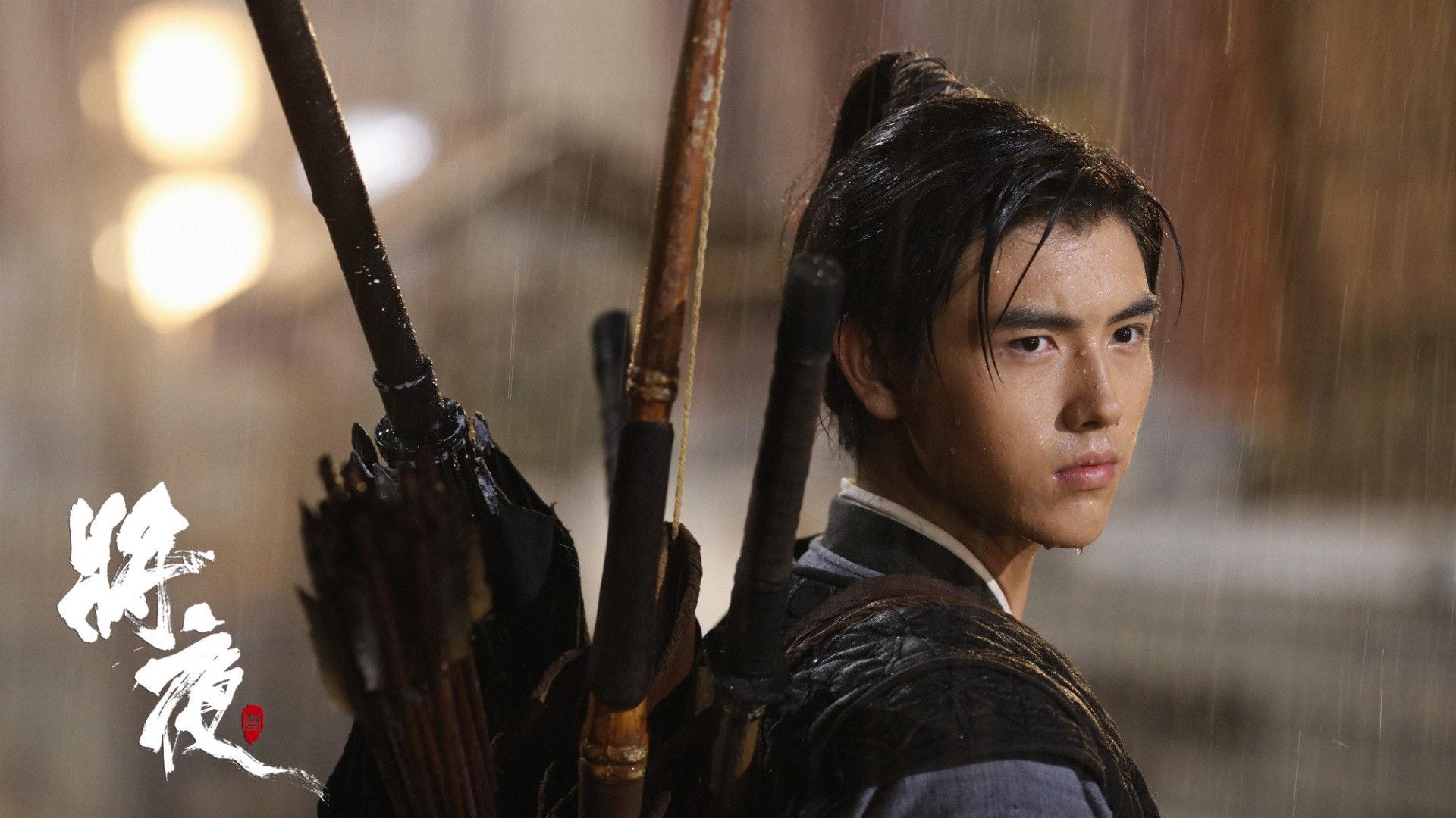 內地導演陳凱歌同演員陳紅的兒子陳飛宇首次在電視劇中擔正,今年18歲的他身高188cm,雖然經驗尚淺,但由觀眾的反應來看,大部分網友都對他讚賞有加。(微博圖片)
