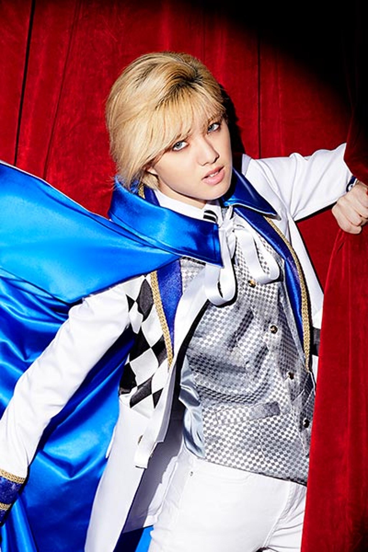 Lee(リー)生日: 1998年10月9日 血型:O型 出身地:千葉縣 興趣:閱讀、美食、跳舞 團體角色:舞蹈(© THE HOOPERS All Rights Reserved)