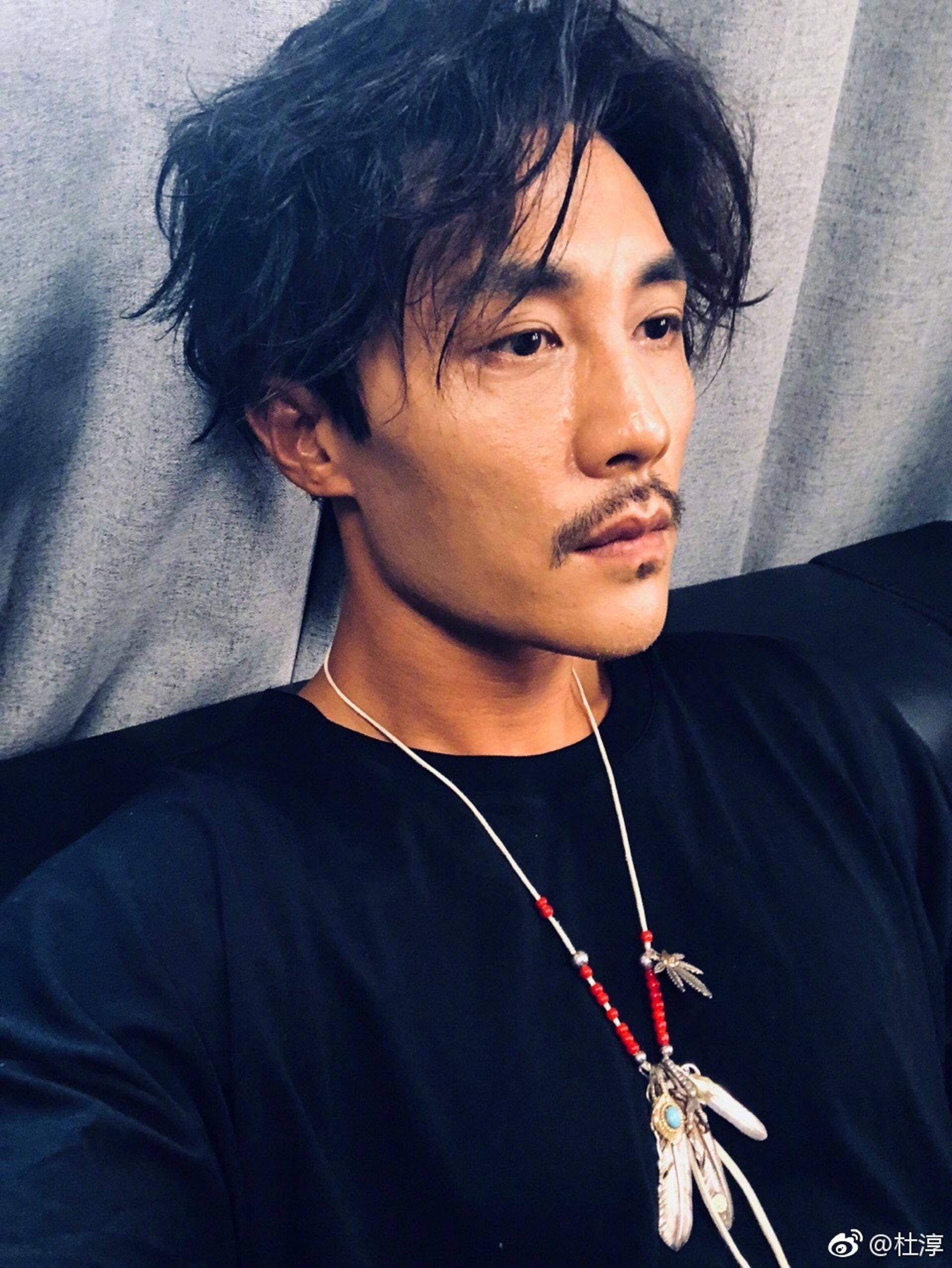 杜淳將出演男主,不過目前並未知是年輕刑警還是大叔刑警。(網上圖片)