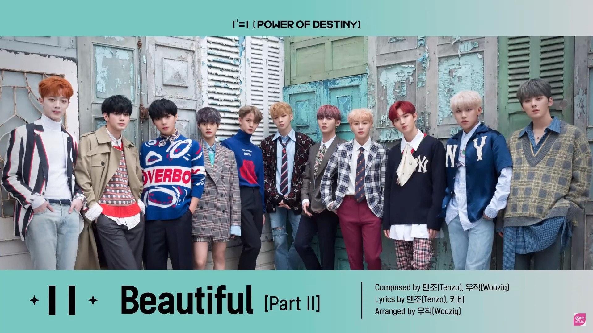 Wanna One新專輯音源流出事件再重演公司即推試聽版補鑊 香港01 音樂