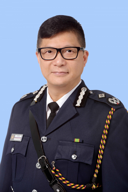 警務處鄧炳強晉升為副處長。(警務處圖片)