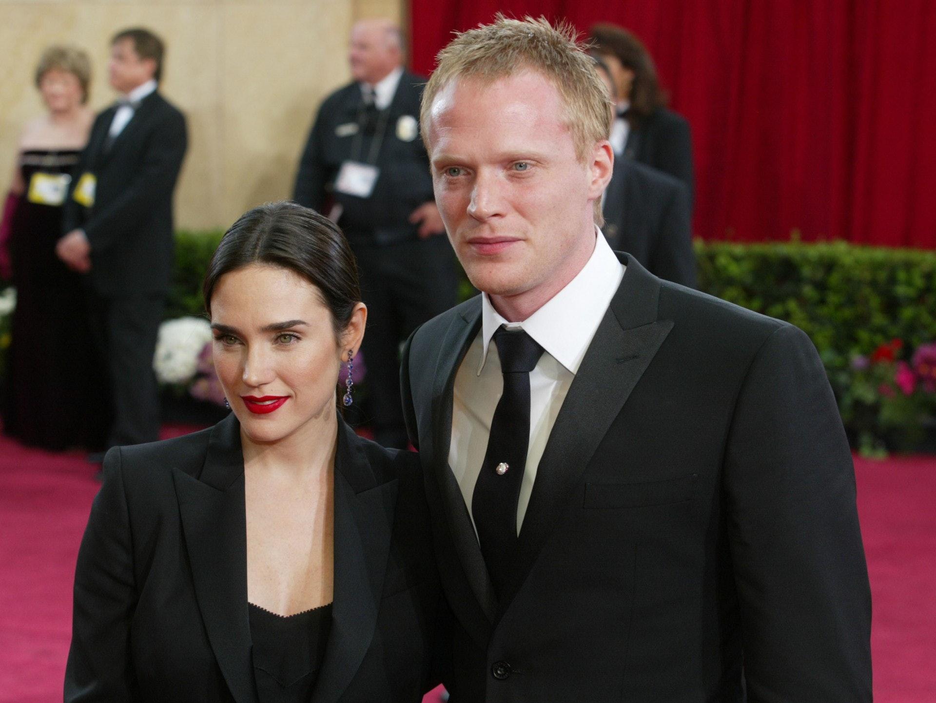 珍妮花與「幻視」於2003年結婚,育有3名子女,幸福滿瀉。(Getty Images)