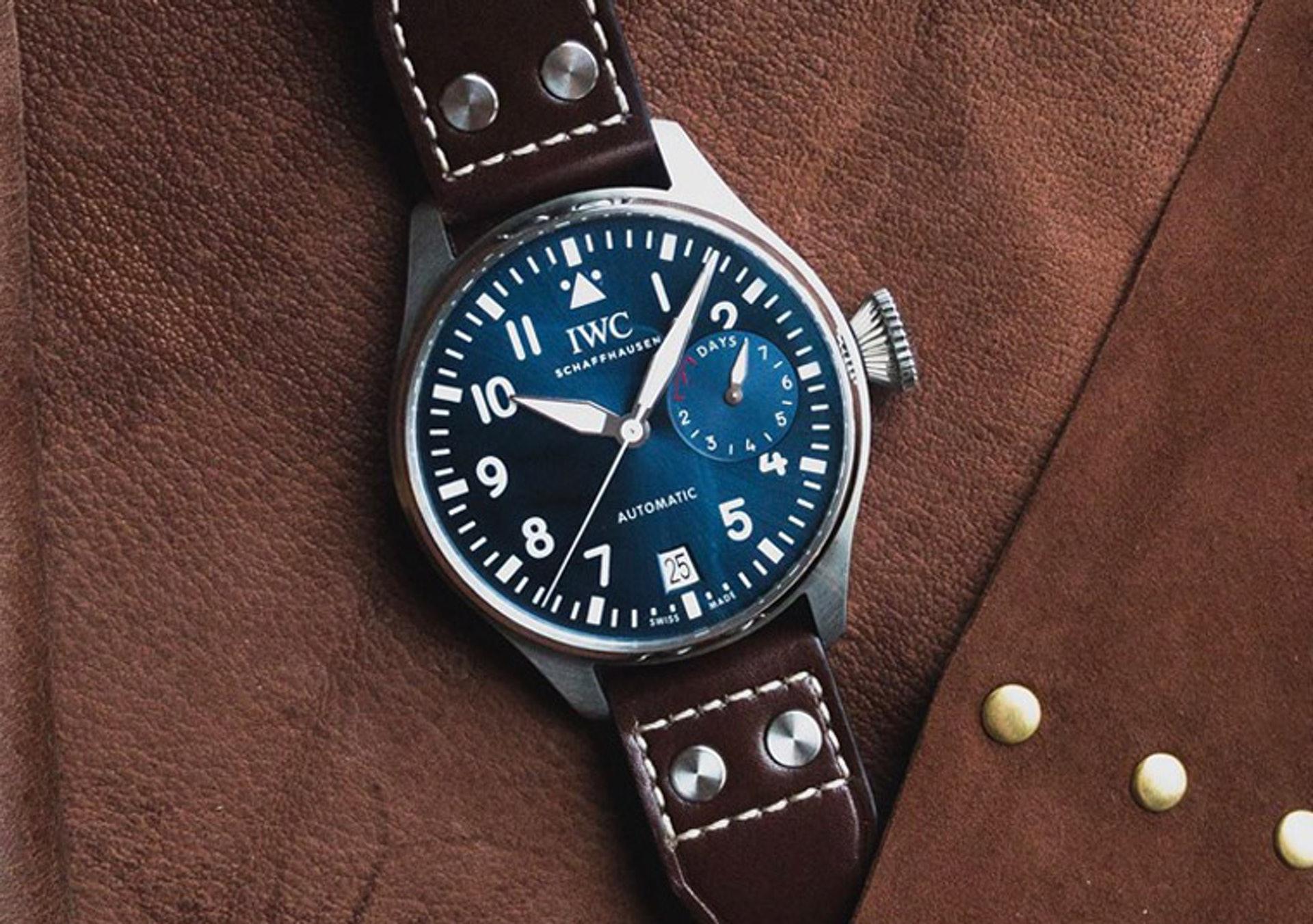 pick up ca8a7 5df4c IWC】150年歷史一文看盡萬國錶各系列的特色|香港01|形而
