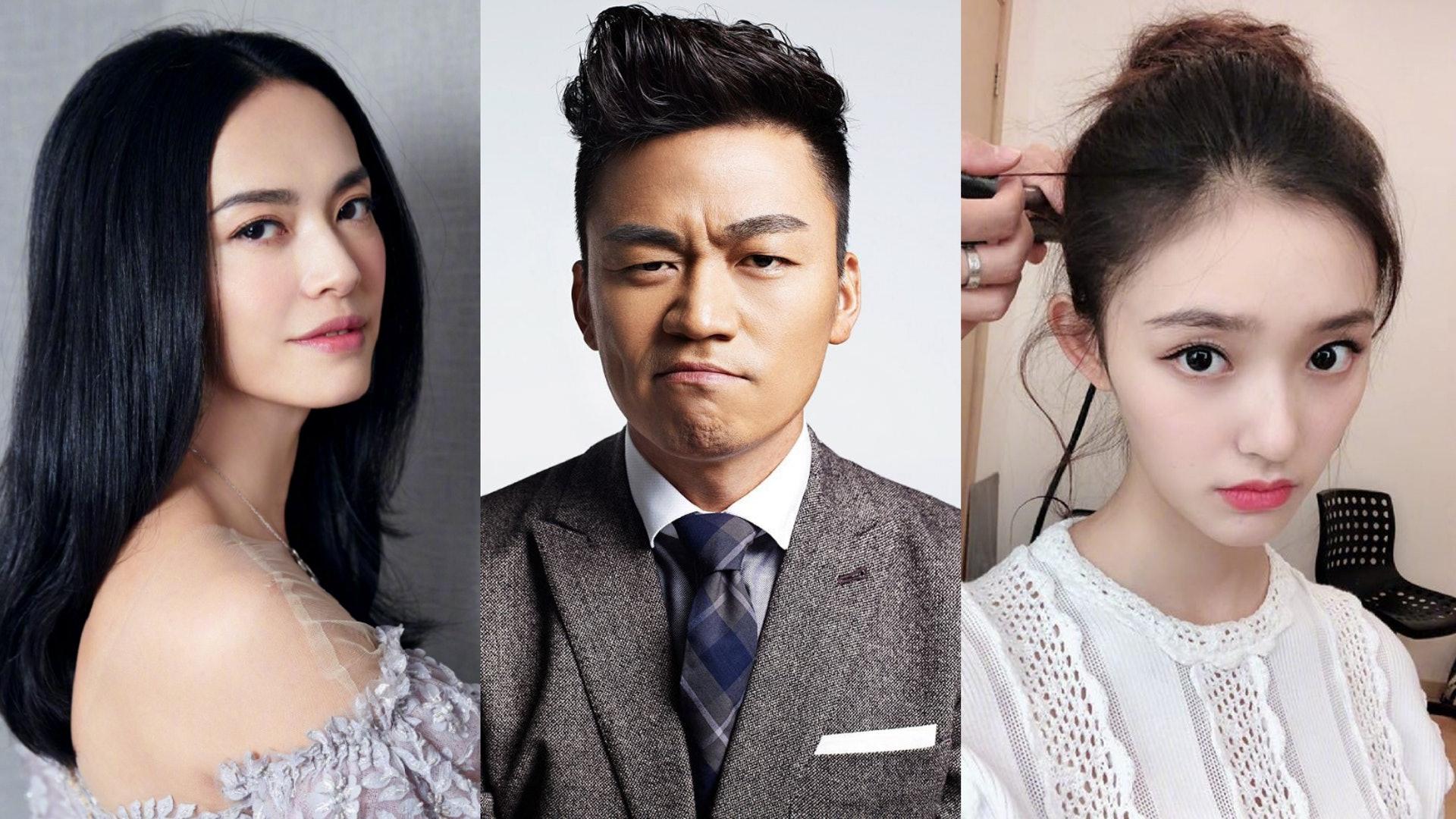 姚晨、王寶強及林允是《新喜劇之王》主要演員。(微博圖片)