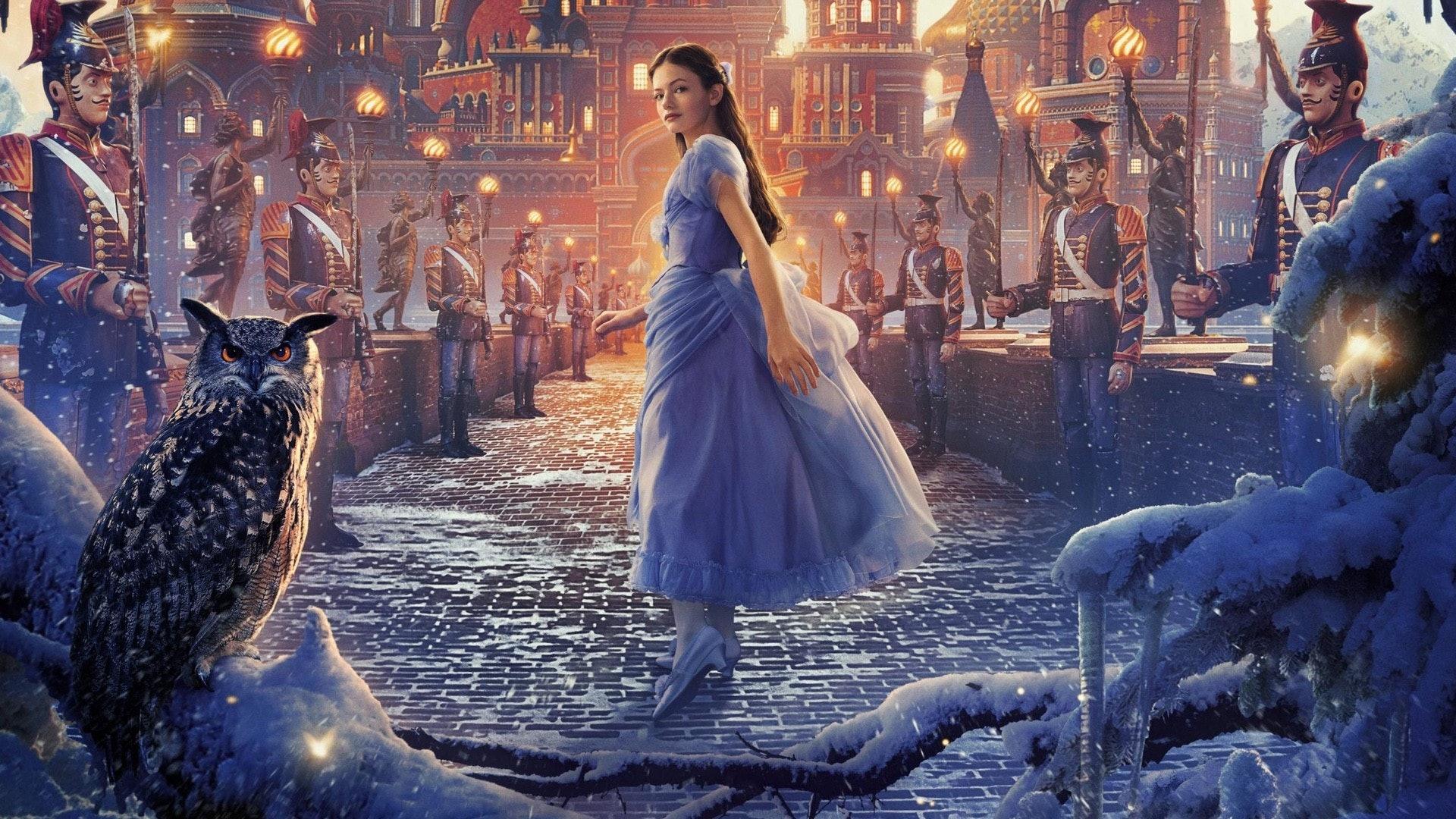經典胡桃鉗童話今年以《胡桃鉗與奇幻四國》之姿再登大銀幕。