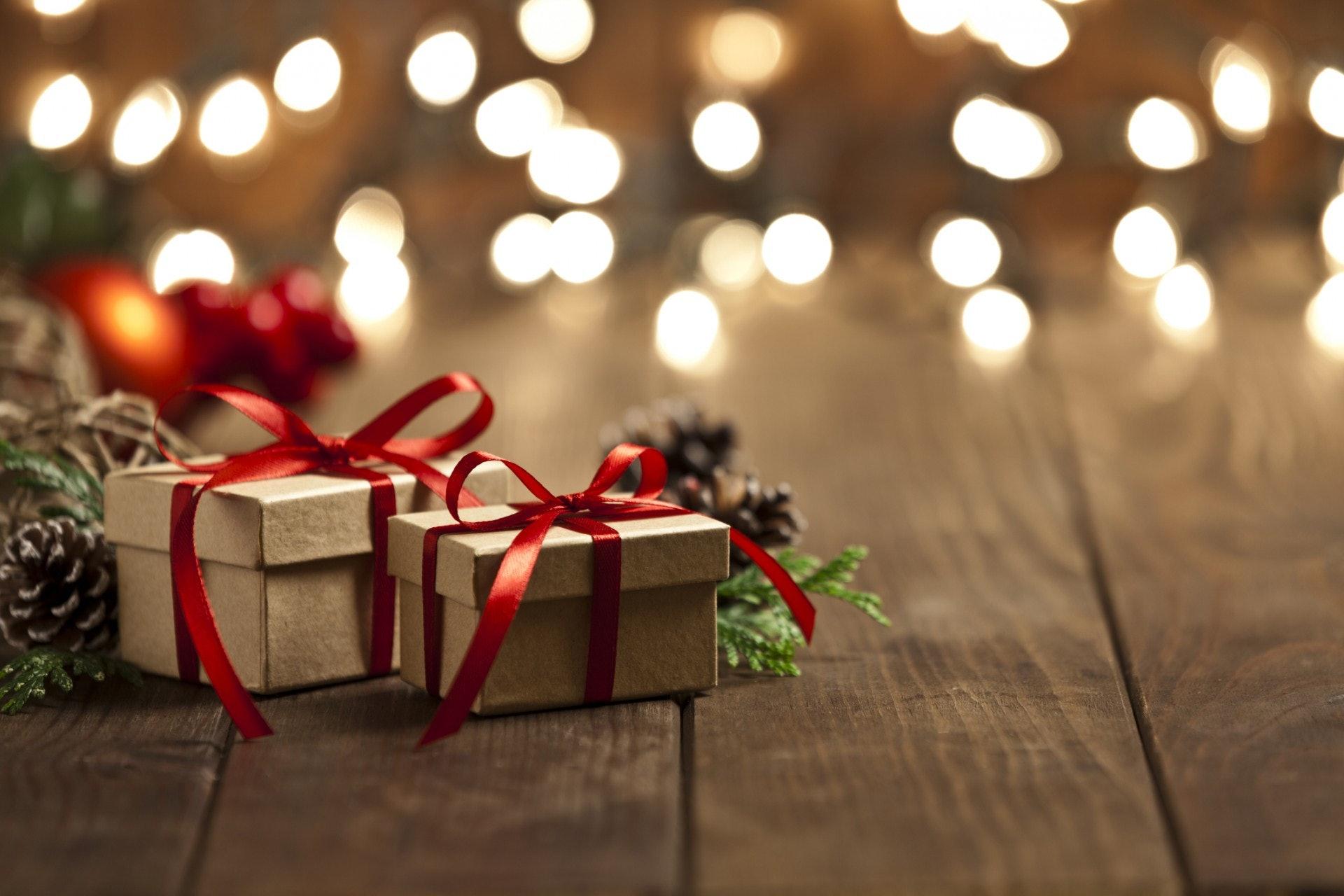 人靠衣裝、佛靠金裝、禮物靠包裝,有心思的包裝一樣可以使聖誕禮物「昇華」一個,甚至數個層次。(Getty Images/視覺中國)