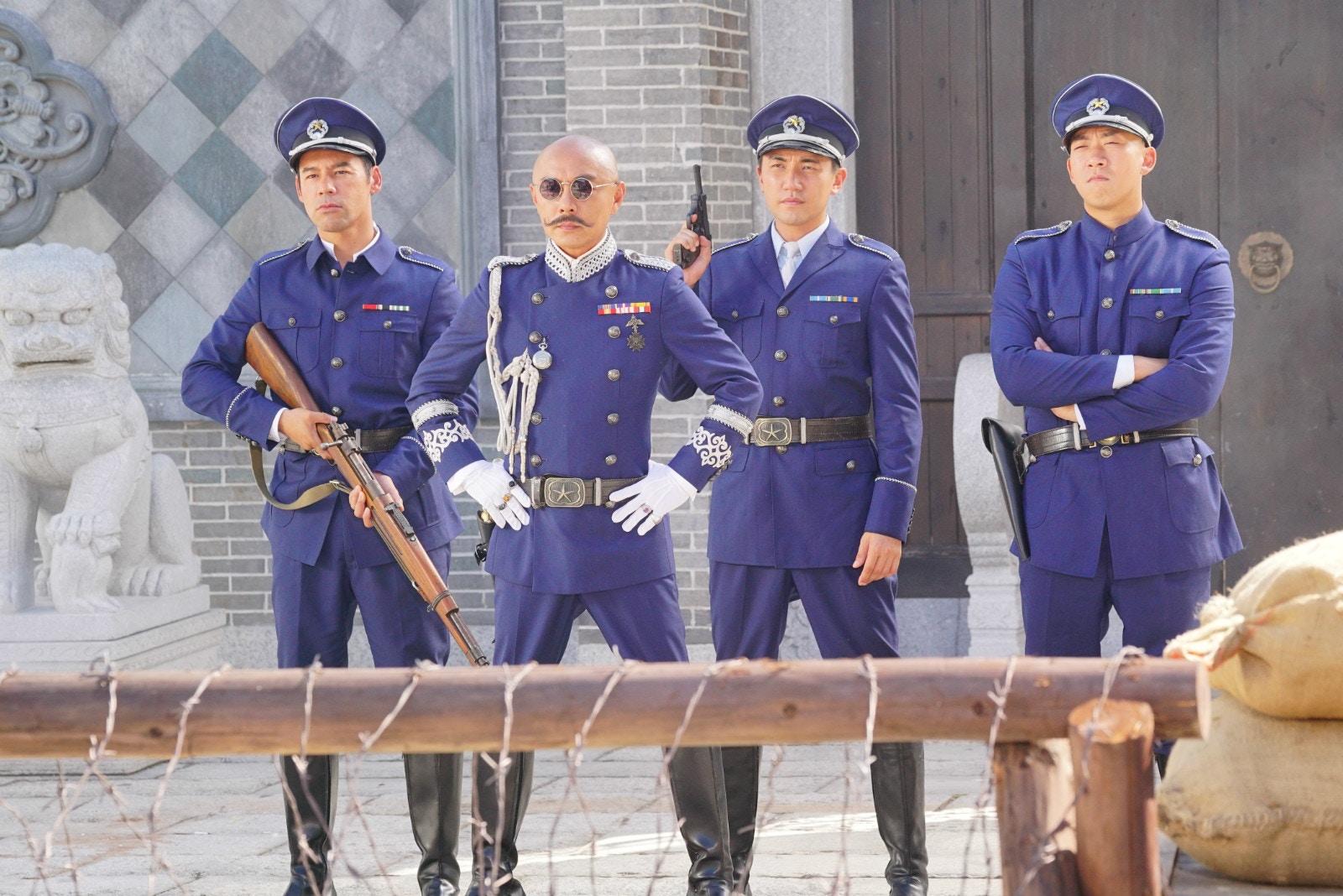 TVB热播剧《大帅哥》 | 盘点张卫健剧中20大金句,谁大谁恶谁正确超洗脑的啦!