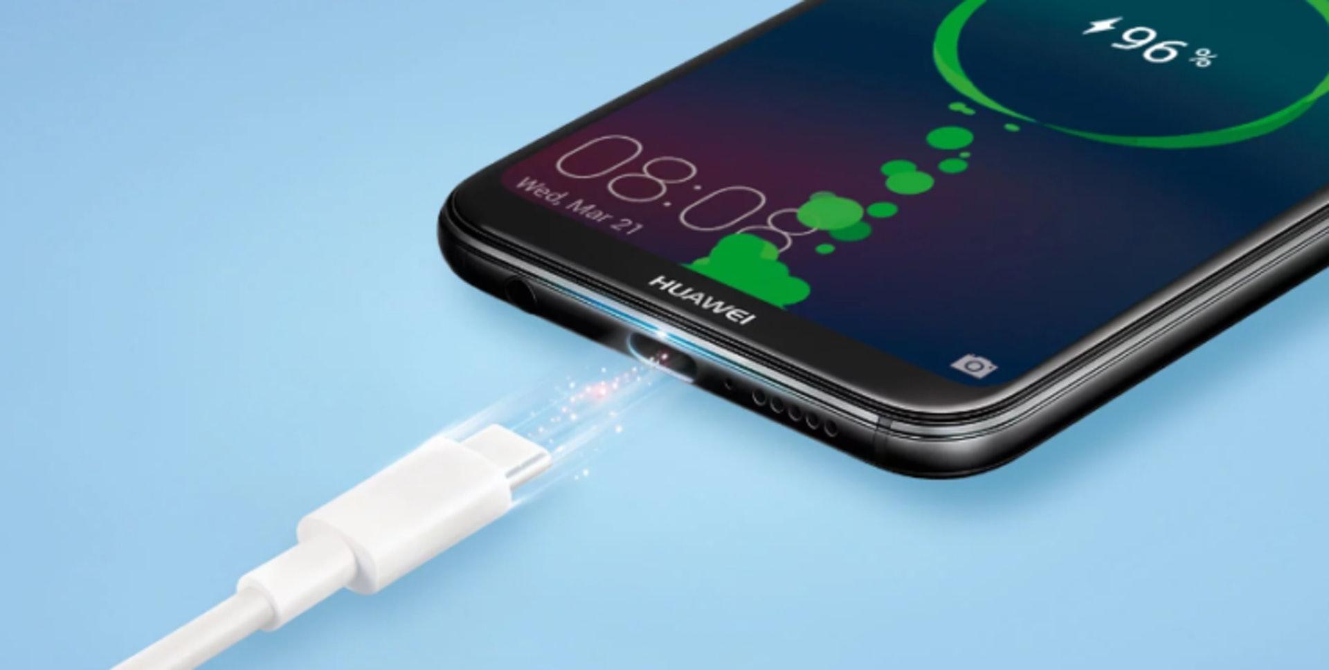 Huawei 或為中階機推出20W 快速充電技術