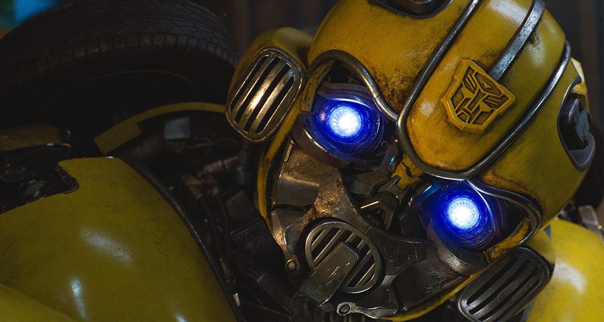 大黃蜂是Sam Witwicky人生的第一輛車;也是《大黃蜂》Charlie Watson的人生的首輛汽車。(劇照)